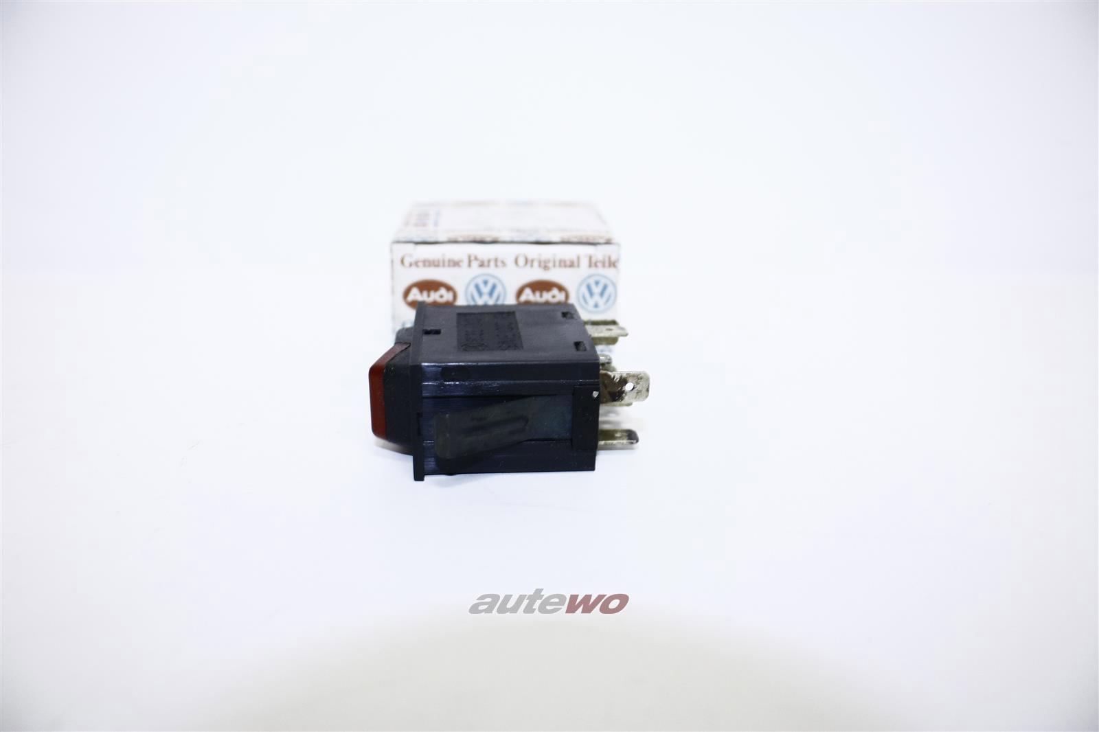859953235A NEU Audi SportQuattro 2.2l Warnlichtschalter