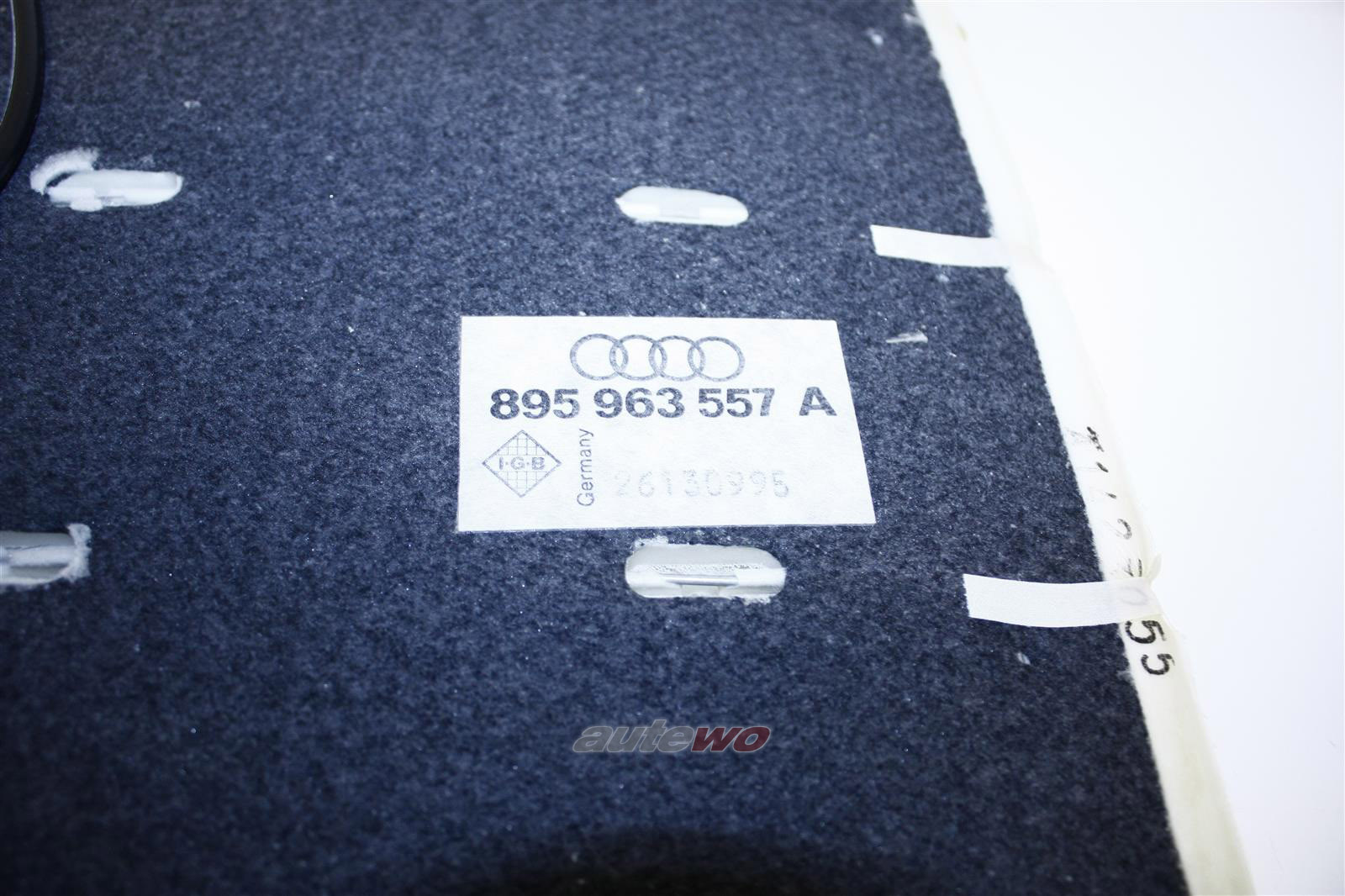 895963557A NEU Audi 80/90/Coupe/Cabrio Typ 89/B4 Lehnen-Heizelement Sitzheizung