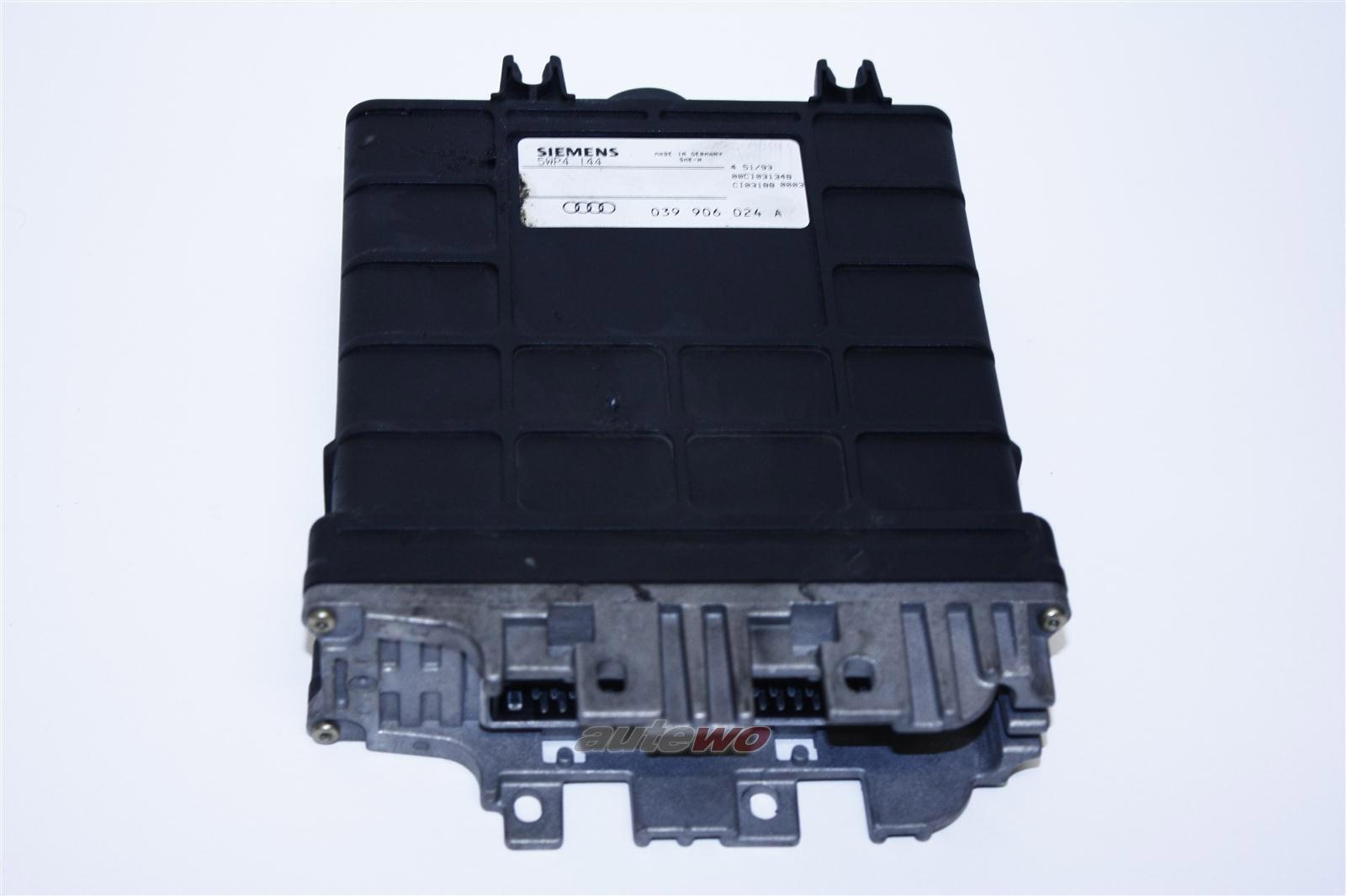 Audi 80 B4/100/A6 C4 2.0l 115PS ABK Motorsteuergerät 039906024A 039997024 X