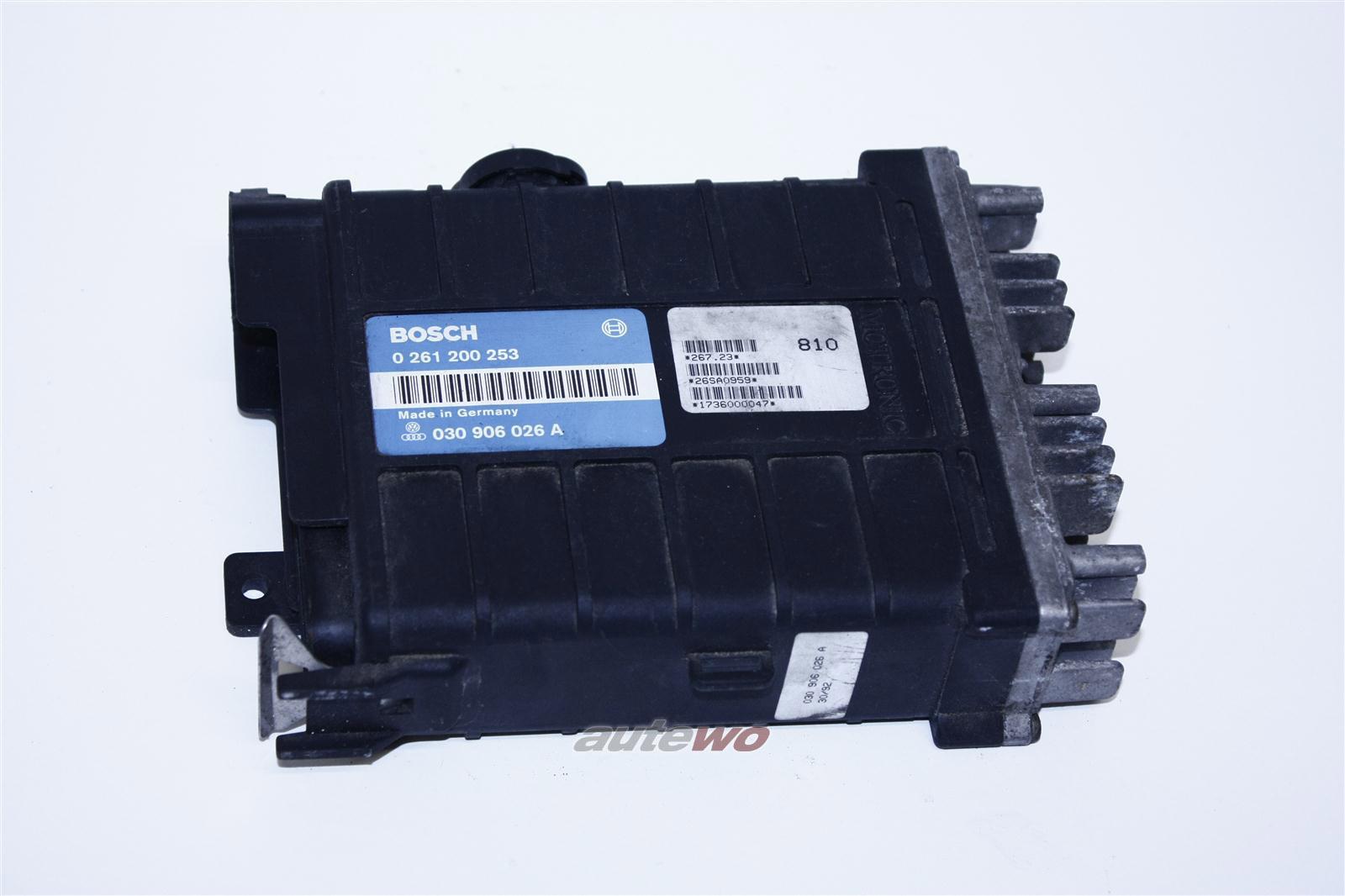 Audi/VW Polo 1.05l 45PS AAU Motorsteuergerät 030906026A 030997026GX