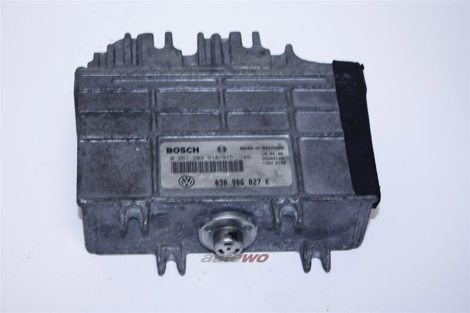 Audi/VW Polo 1.4l 60PS AEX/APQ/ANX Motorsteuergerät 030906027K 030997027 X