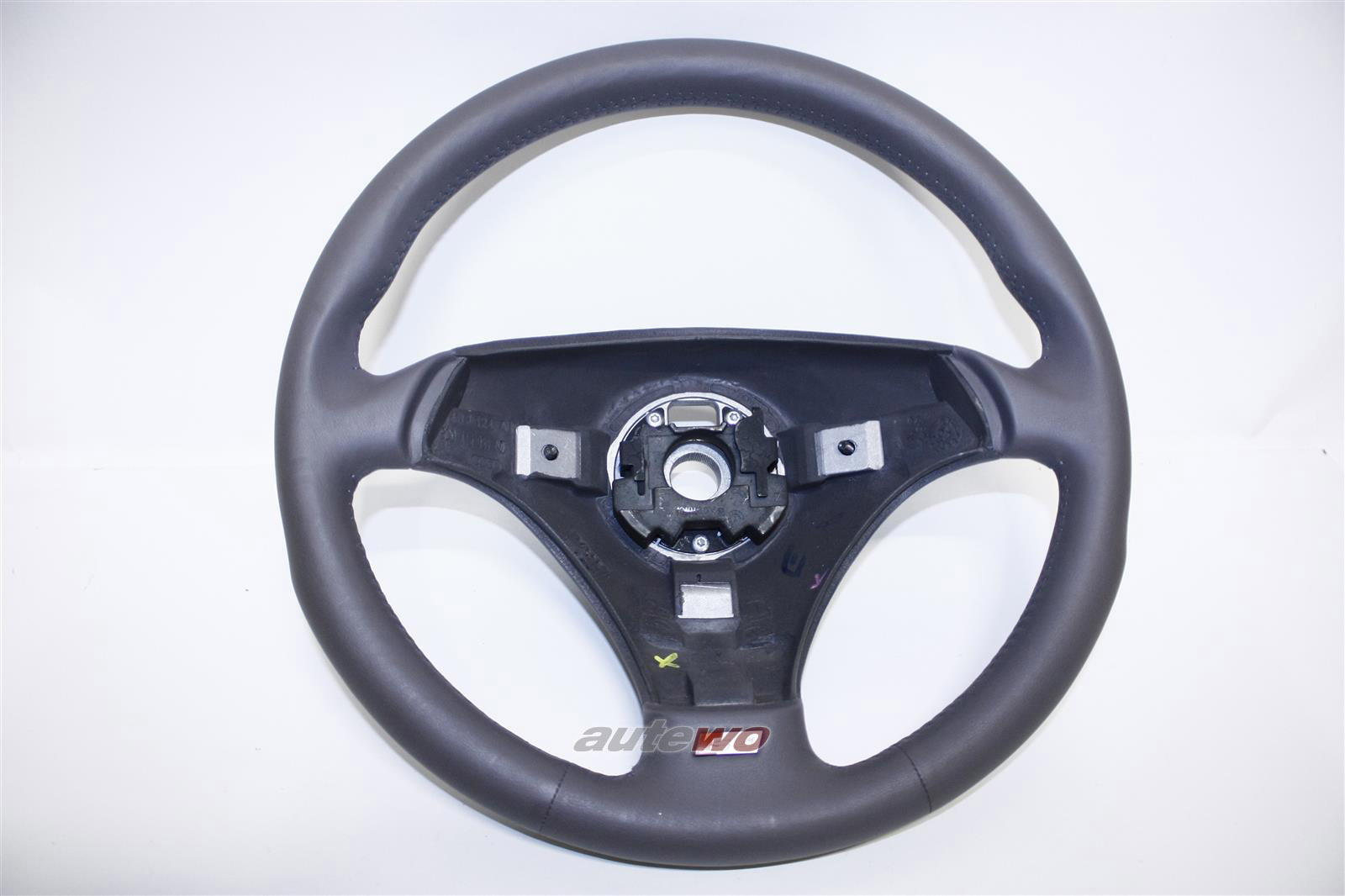 8D0419091AD NEU Audi A4/S4 B5 Sport-Leder-Lenkrad 46Q basalt