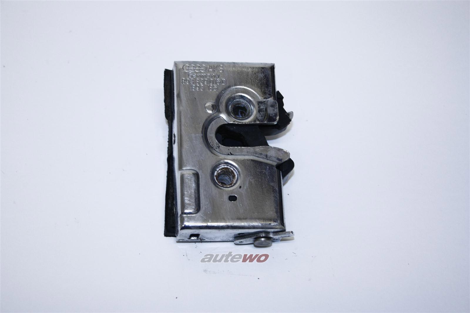 Audi 80/90 Typ 89 & B4 Türschloss verchromt Hinten Links 893839015D 8A0839015A