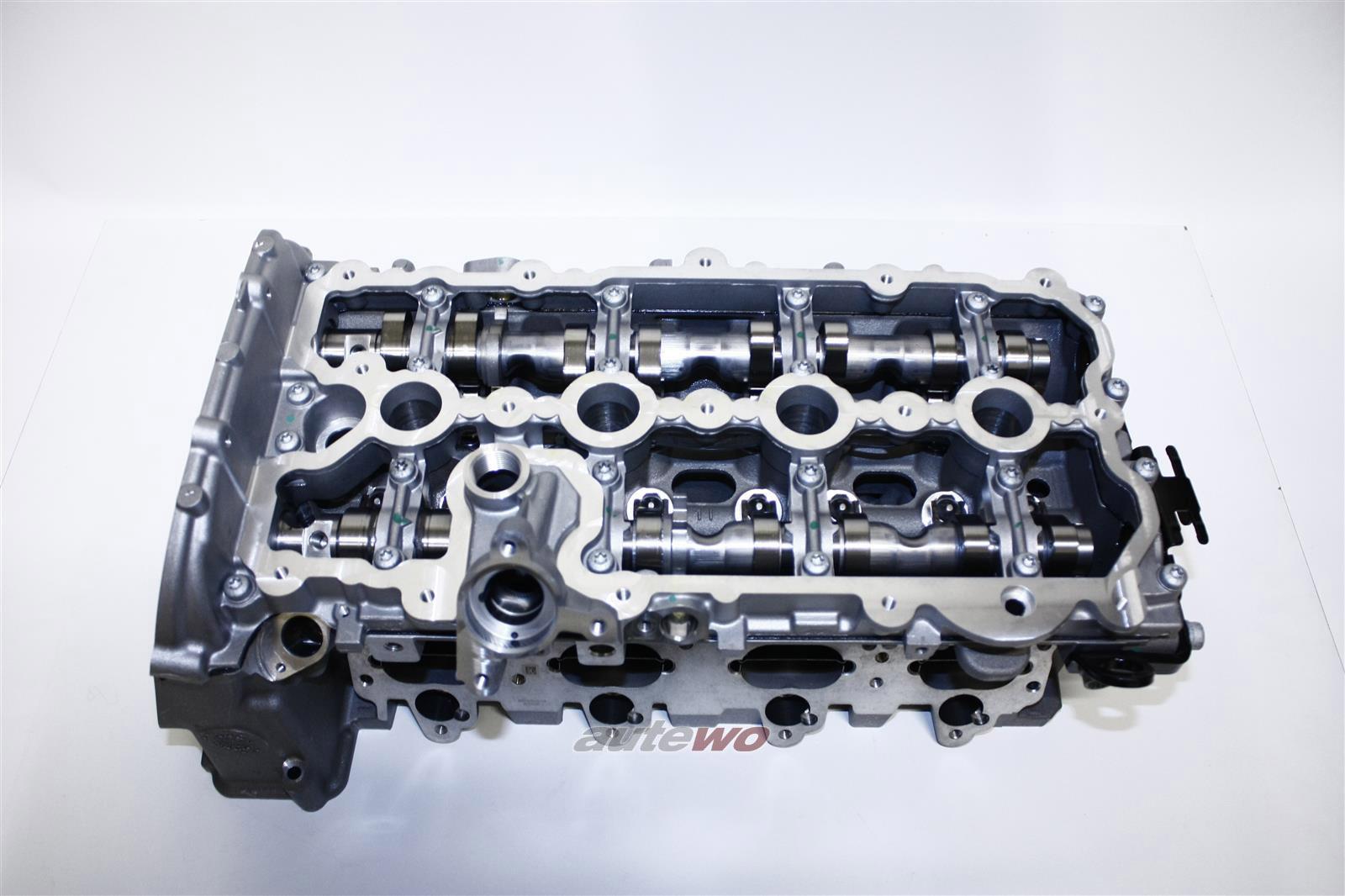 079103063BN/CA/CE/BG NEU Audi A6/S6/Allroad 4F/A8 D3 4.2l Zylinderkopf Links