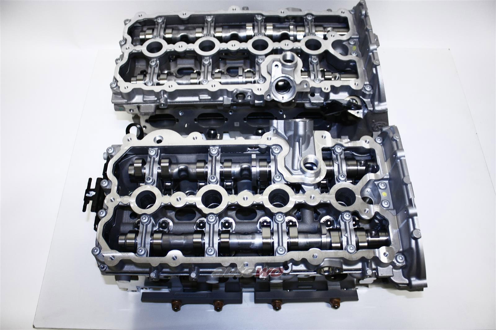 079103063/064/CA/CE/BN NEU Audi A6/S6/Allroad 4F/A8 D3 4.2l SET Zylinderköpfe