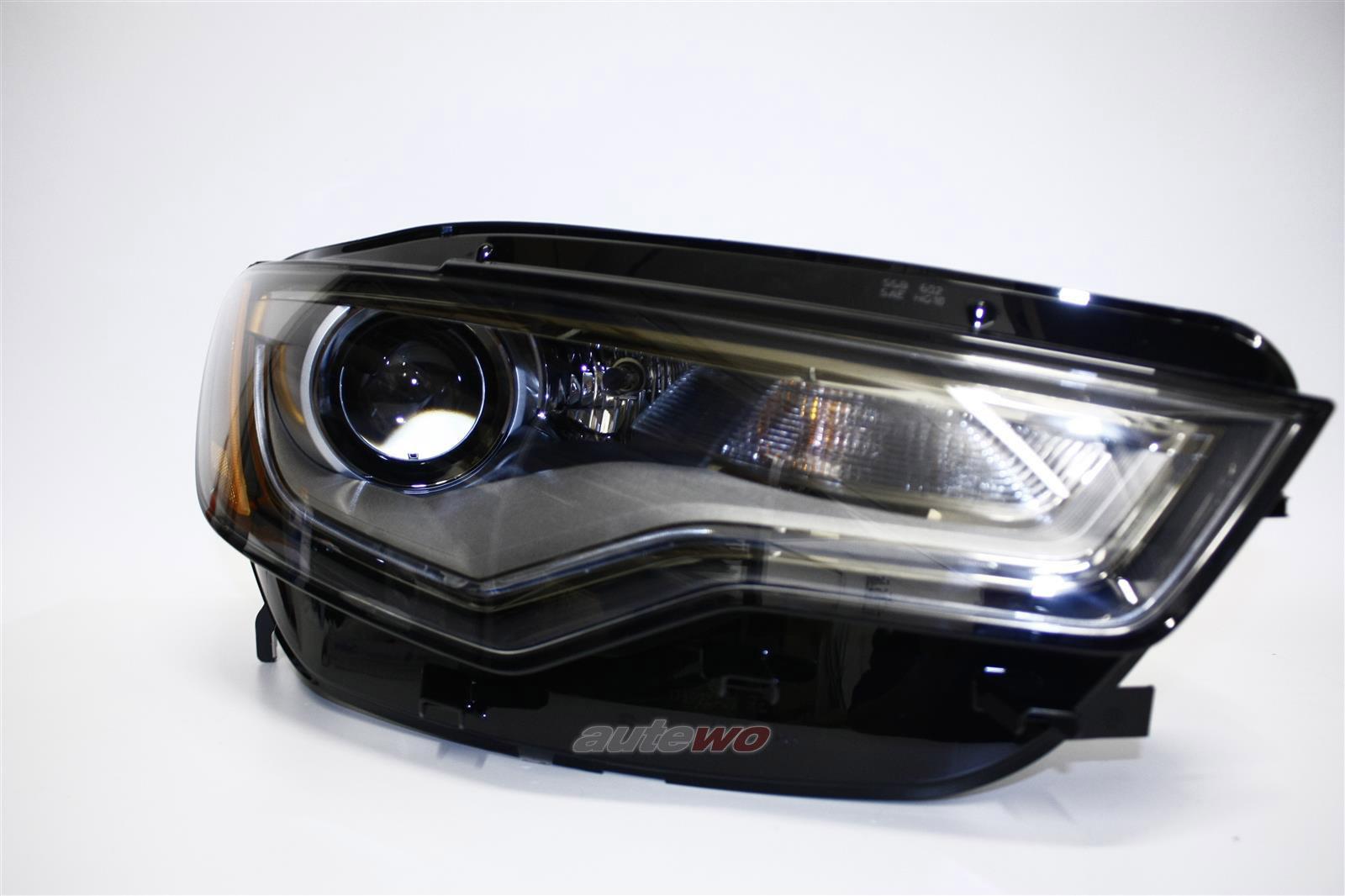 4G0941754A/030H NEU Audi A6 4G Bi-Xenon-Scheinwerfer Rechts