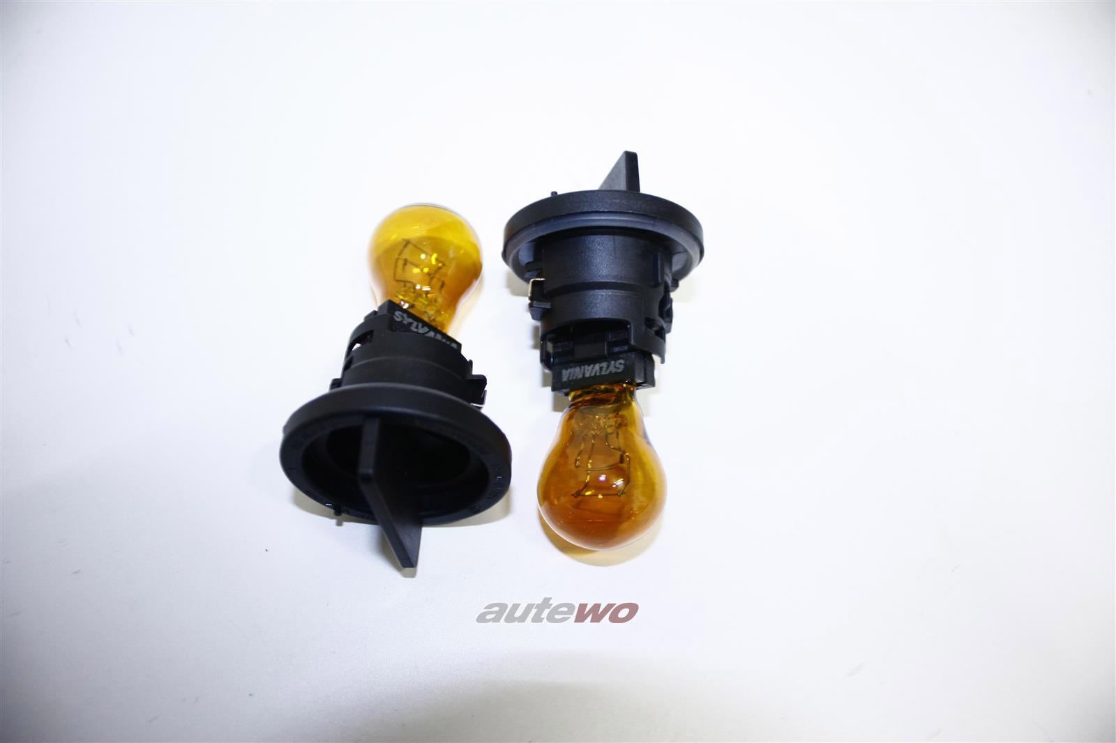 Audi/VW A6/S6/RS6 4F US-Version Blinker-Leuchtmittel Sidemarker US-Version