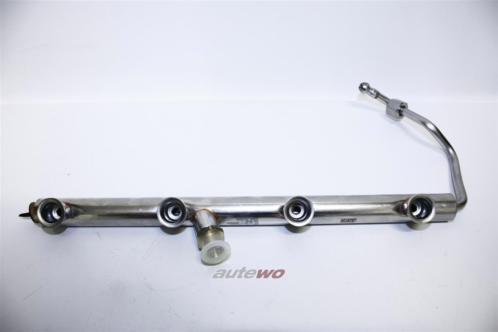 079133315S NEU Audi/VW A5/S5 8T/A6/S6 4F/A8 D3 4.2l Kraftstoffverteiler