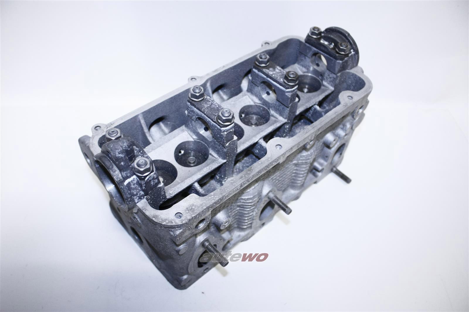 078103351B Audi 80 B4/100/A6 C4 2.6-2.8l ABC 23237 Zylinderkopf Links 143300km