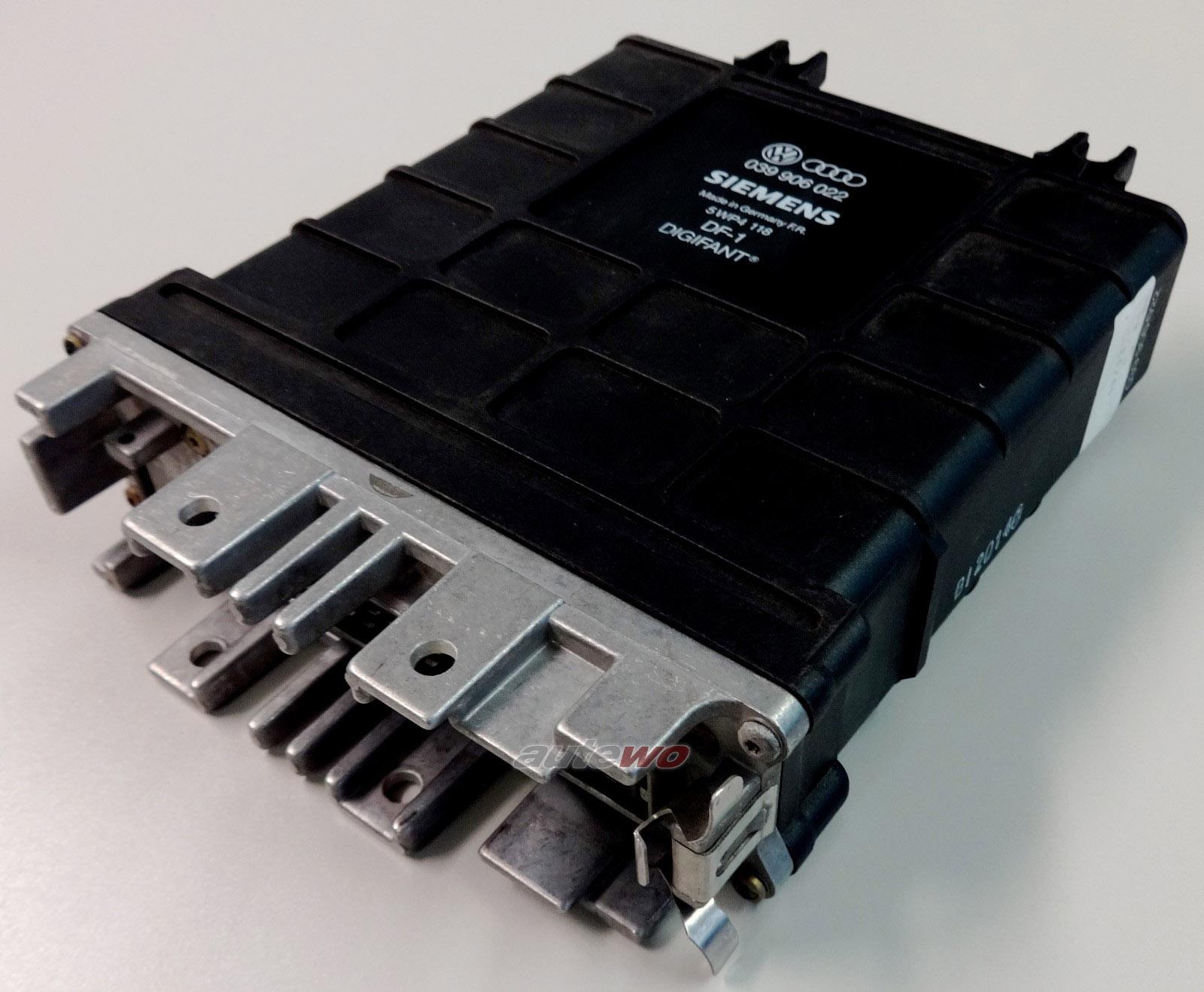 #039997022 X 039906022 5WP4118 Audi 80 B4 2.0l 115PS 4 Zyl. ABK Motorsteuergerät