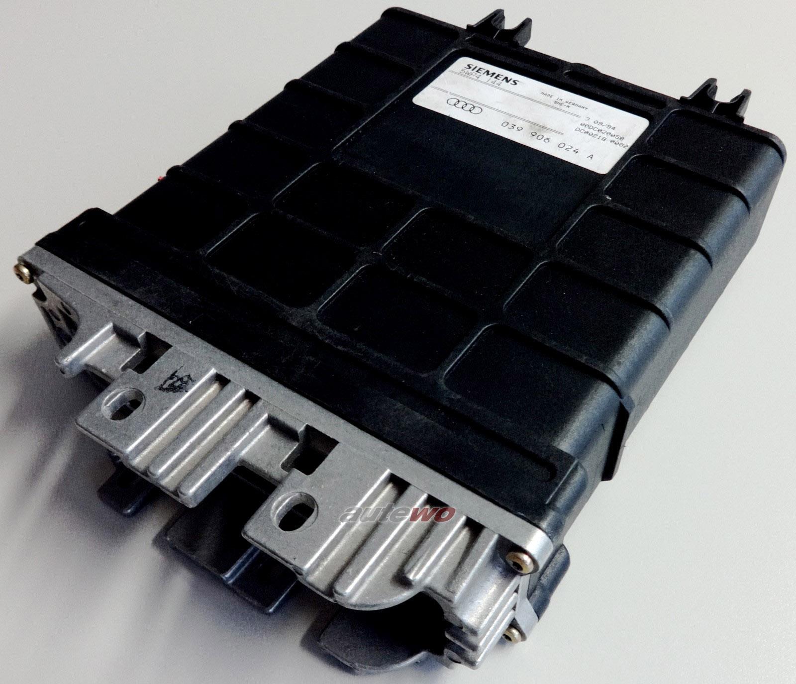 #039997024 X 039906024A 5WP4144 Audi 80 B4/100 C4 2.0l 115PS 4 Zyl. ABK Motorsteuergerät