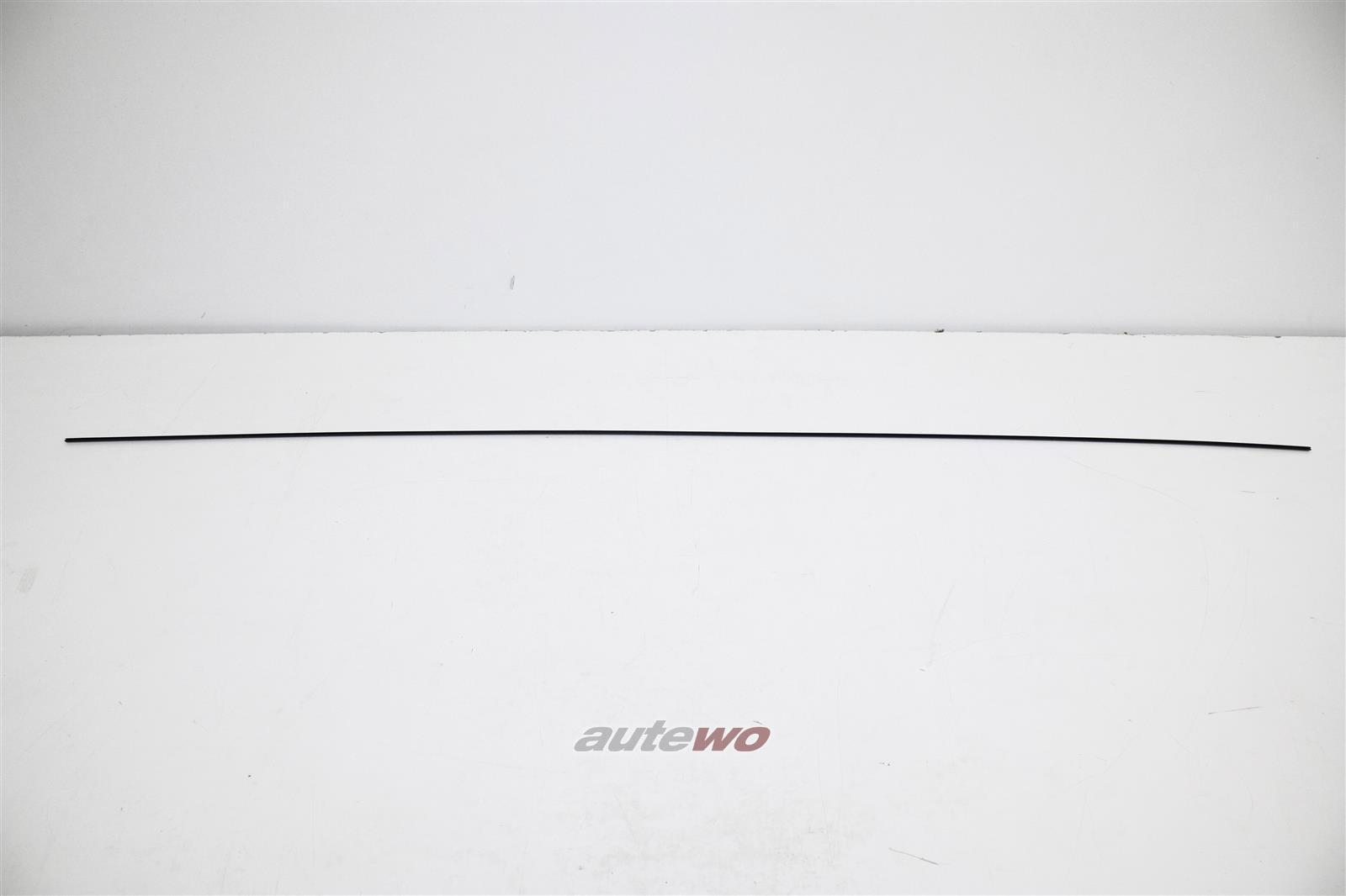 811807669 NEU Audi 90 Typ 81/85 Keder/Zierleiste für Stoßstange Vorne Mitte