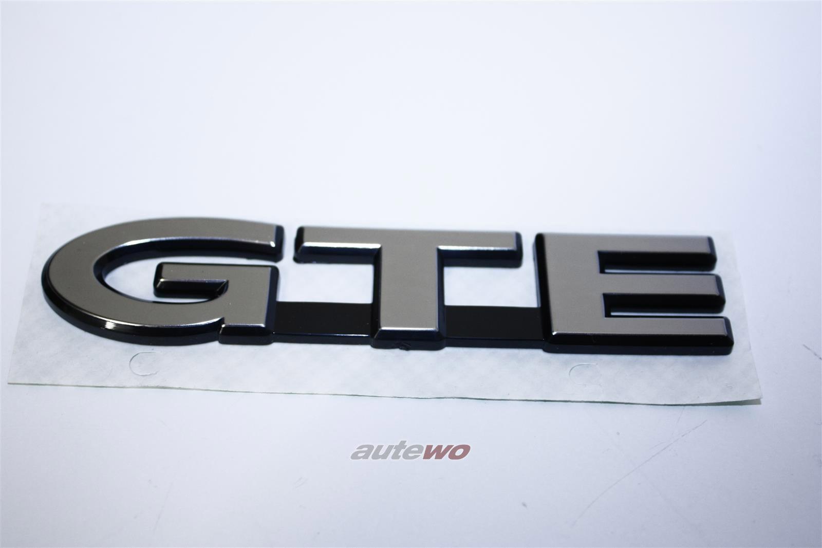 811853750B NEU Audi 80/90 Typ 81/85 Heck-Schriftzug GTE