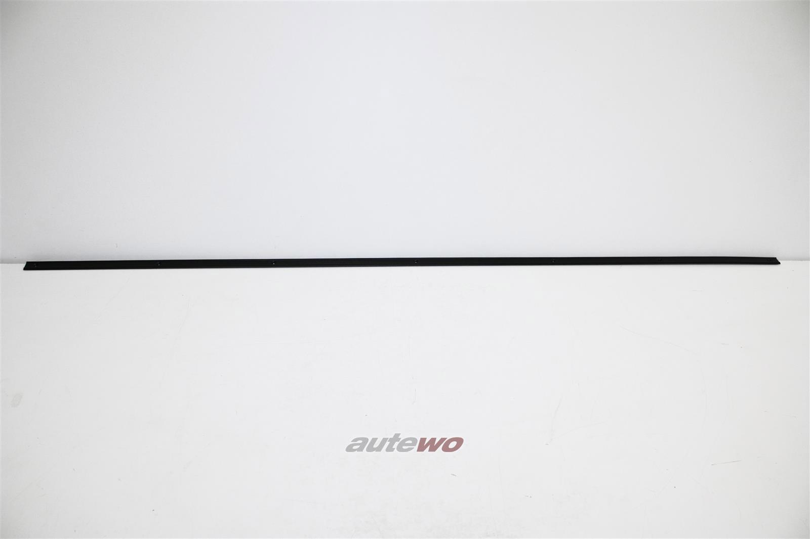 811853907 NEU Audi 80/90/Urquattro/Coupe 81/85 Abdeckleiste/Teppichleiste Innen