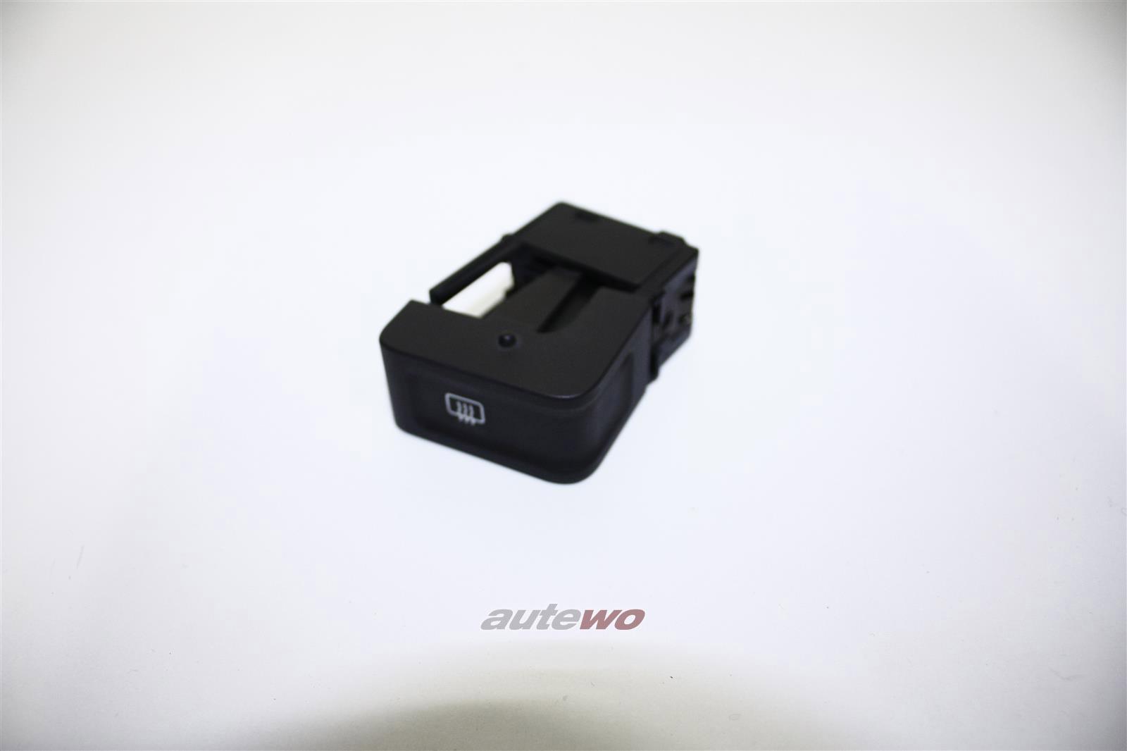 811941503 NEU Audi 80 Typ 81 Schalter beheizbare Heckscheibe 01Z negro braun