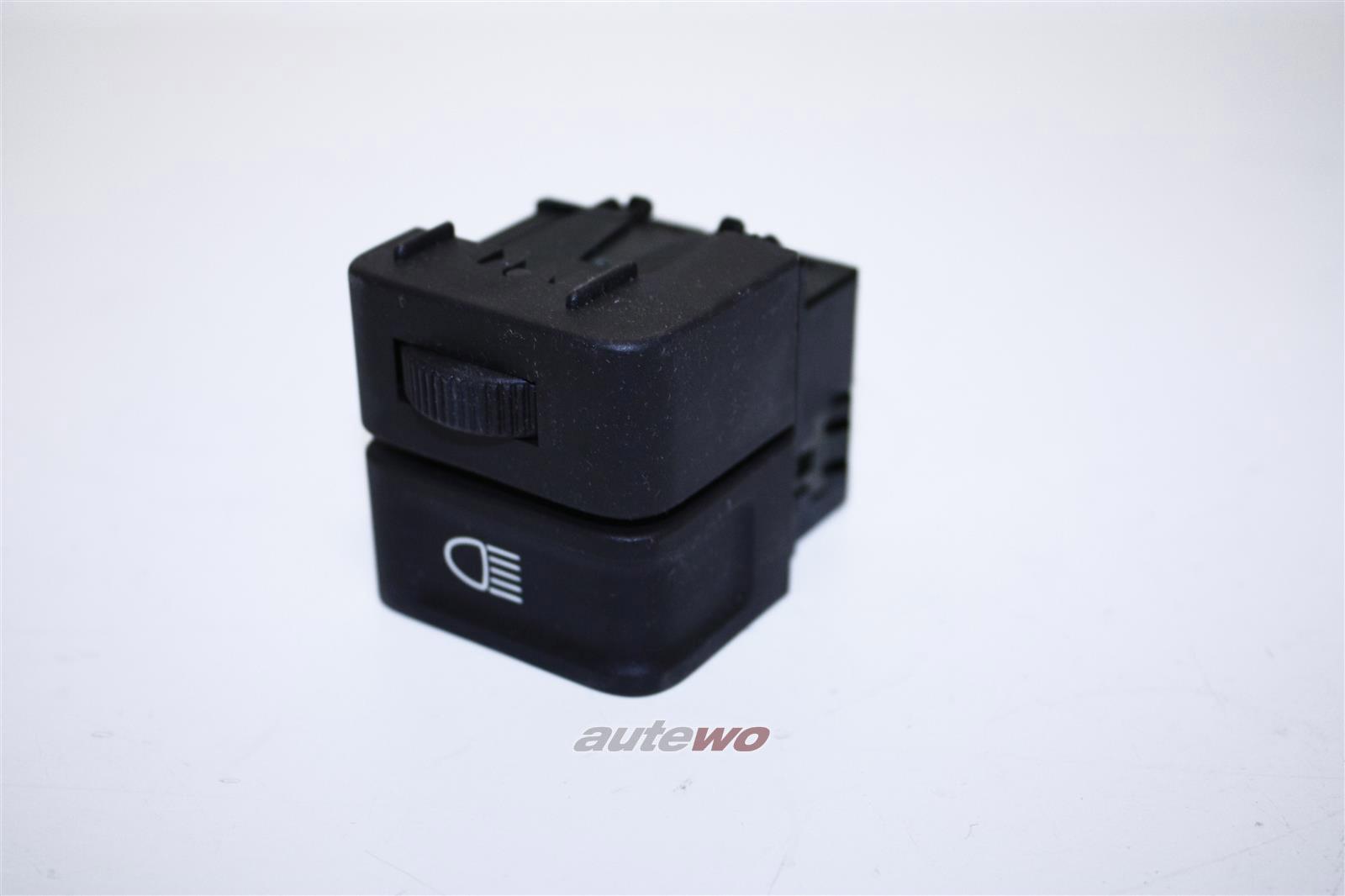 811941531 NEU Audi 80 Typ 81 Lichtschalter 01Z negro braun