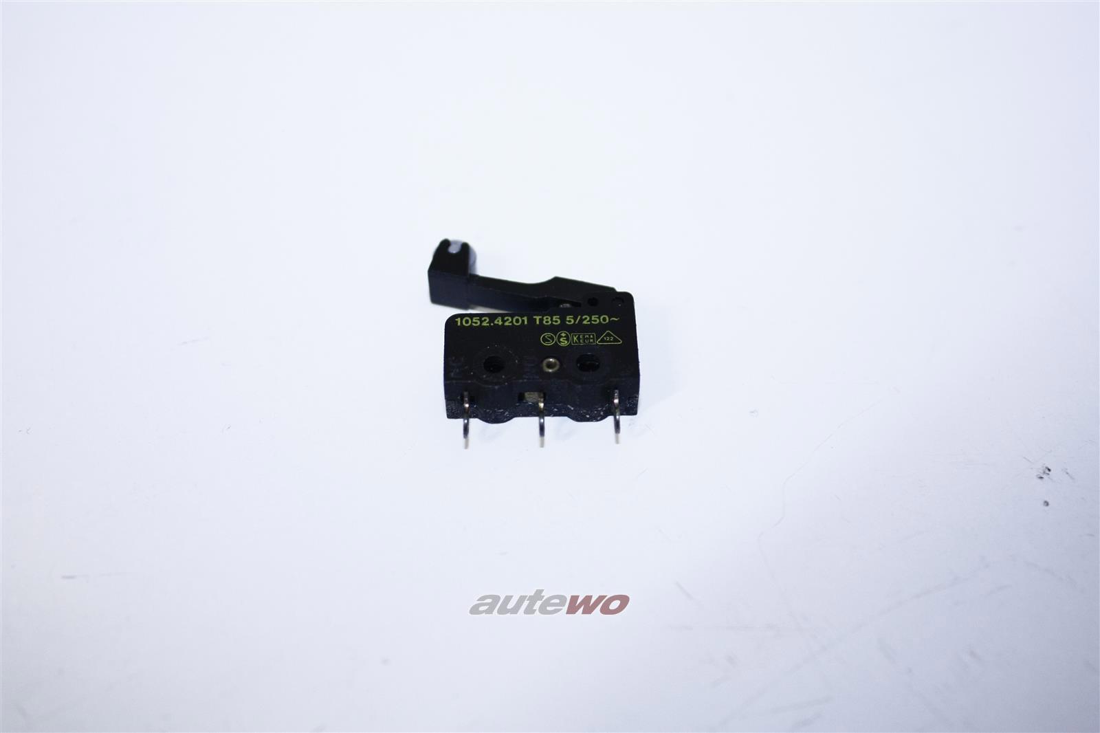 811959489 NEU Audi/VW 80/90 Typ 81/85/100/200 Typ 43/44 Schalter Schiebedach