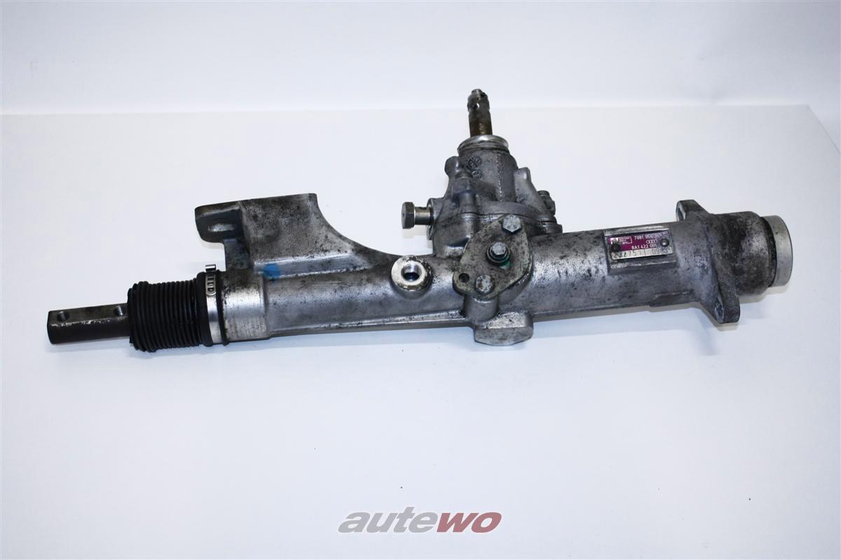 Audi 80 B4 6 Zylinder Lenkgetriebe 8G1422065B 8A1422065J