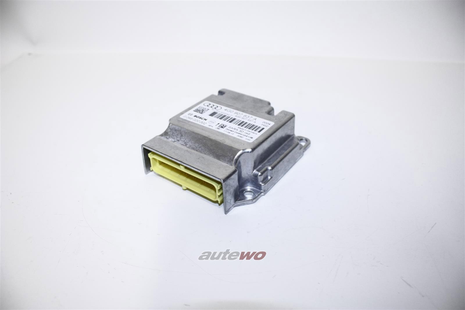 4G0907637J 4G0907637A NEU Audi A6 4G/A7 Kombisensor Beschleunigung & Drehrate