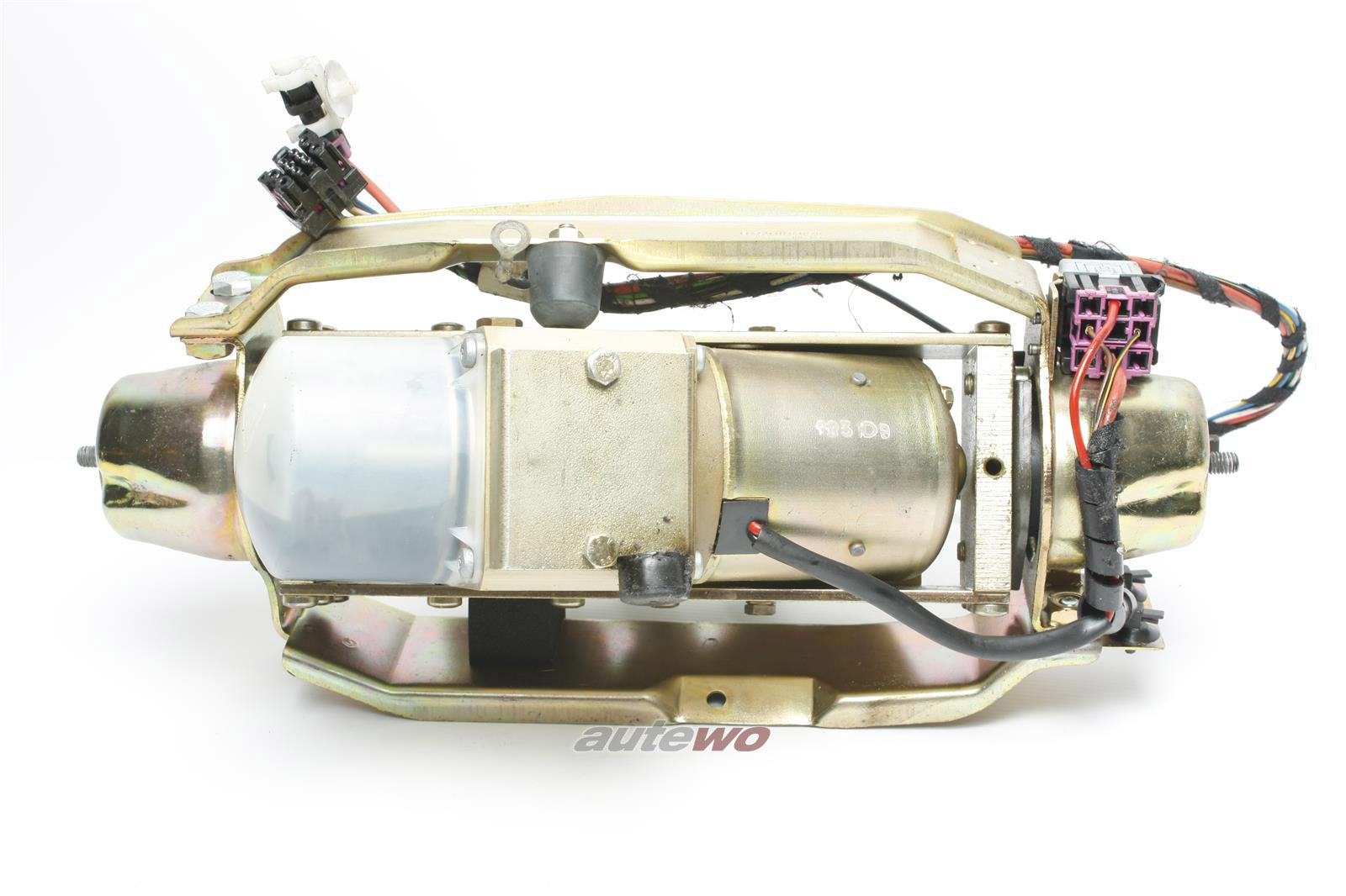 8G0871791E 8G0871611A Audi 80 Typ 89 Cabrio Verdeckhydraulikpumpe 6-Kolben