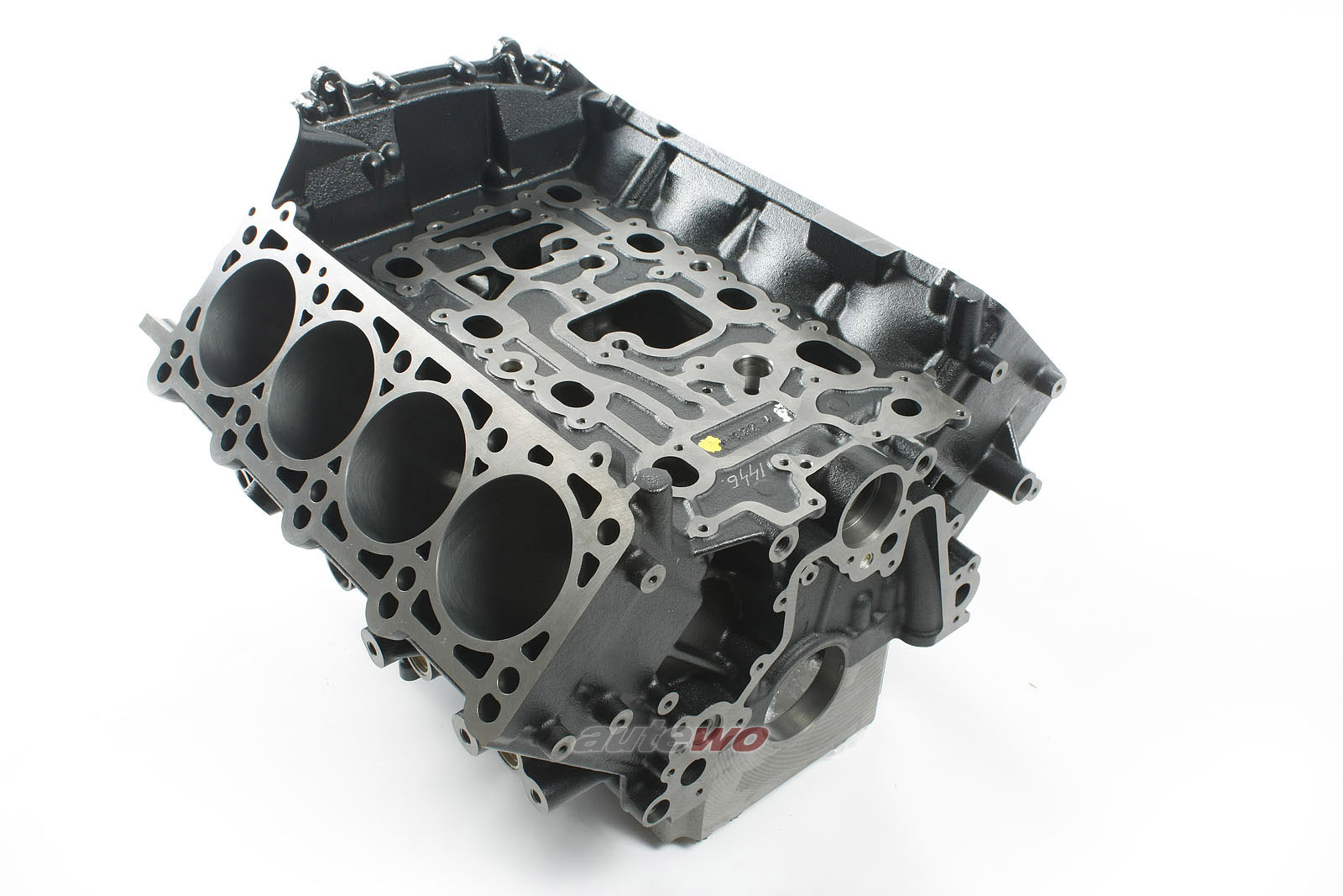 057100103B 057103011R NEU Audi A8 D3 4.0l Motorblock/Kurbelgehäuse