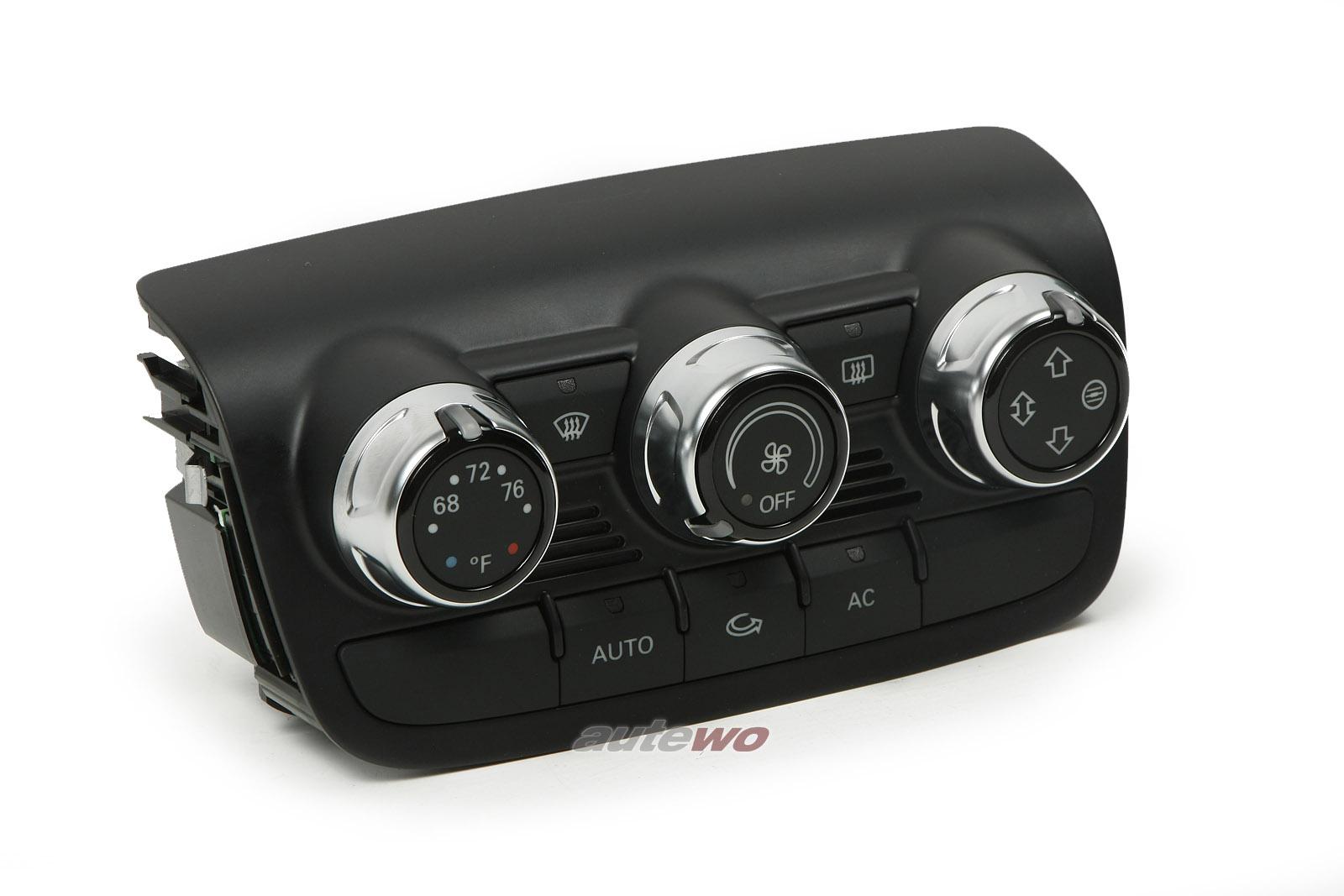 8J0820043AR/AH/T NEU Audi TT/TTS 8J Klimatronic-Bedienteil US-Ausführung