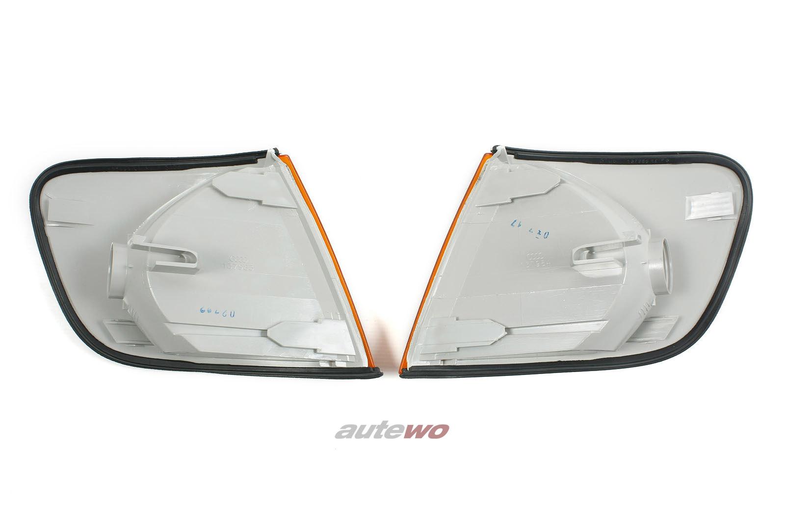 4A0953049C & 4A0953050C NEU Audi 100 C4 US-Blinker-Paar Vorne