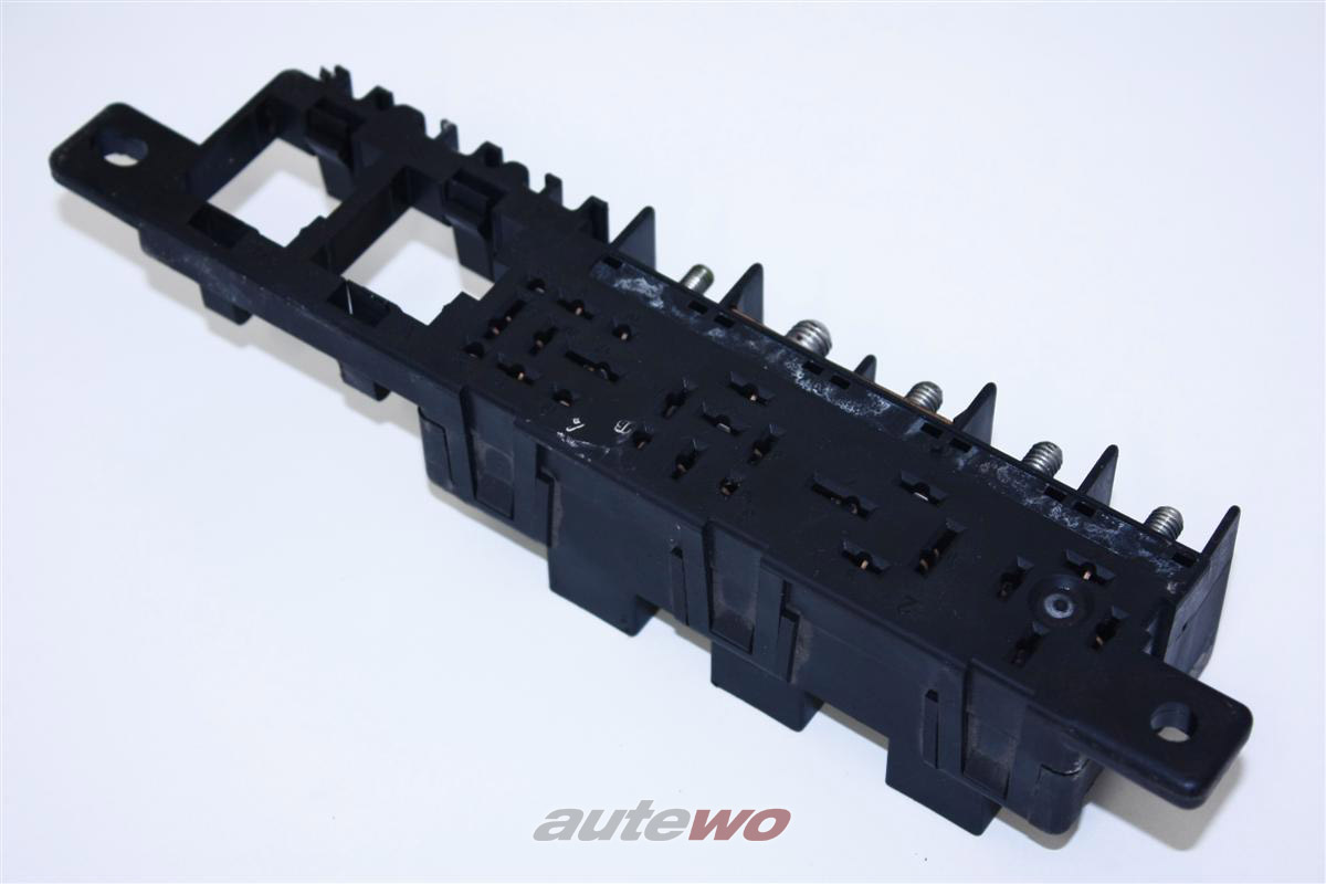 Audi A4/A6/A8 Relaisplatte Zentralelektrik 8L0941822A