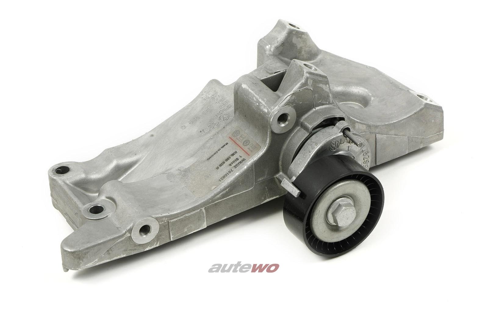 036145163F 036145169G NEU Audi/VW/SEAT/Skoda A2 8Z 1.4l Halter Lichtmaschine