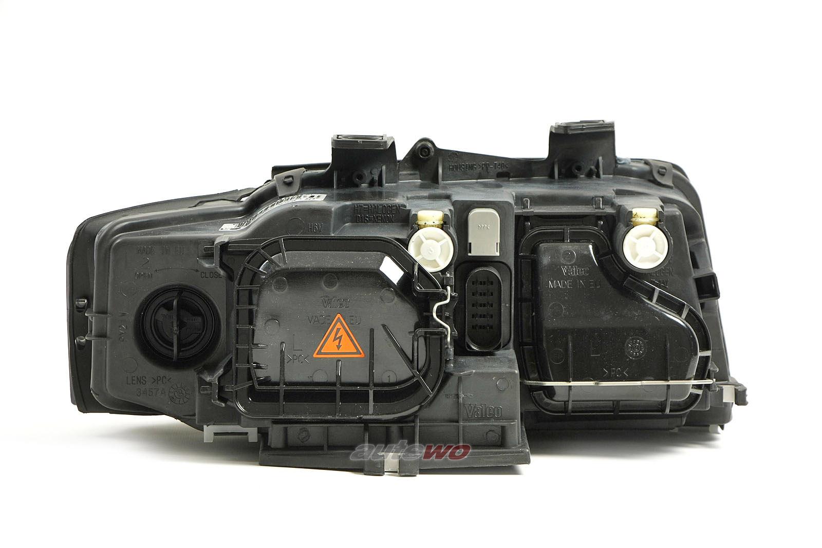 8E0941029J 8E0941029AL NEU Audi A4/S4 8E Xenon-Scheinwerfer RHD