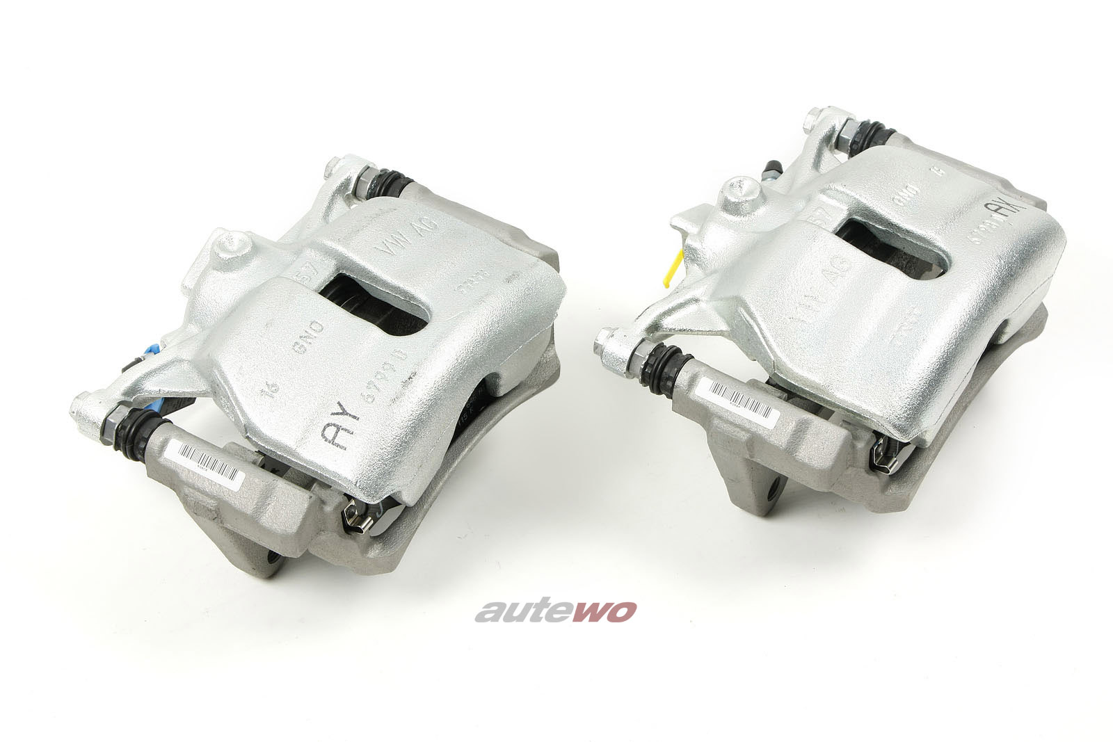 06A919081A NEU Audi A3 8Z/TT 8S Bremsanlage 312x25mm Vorne Links & Rechts