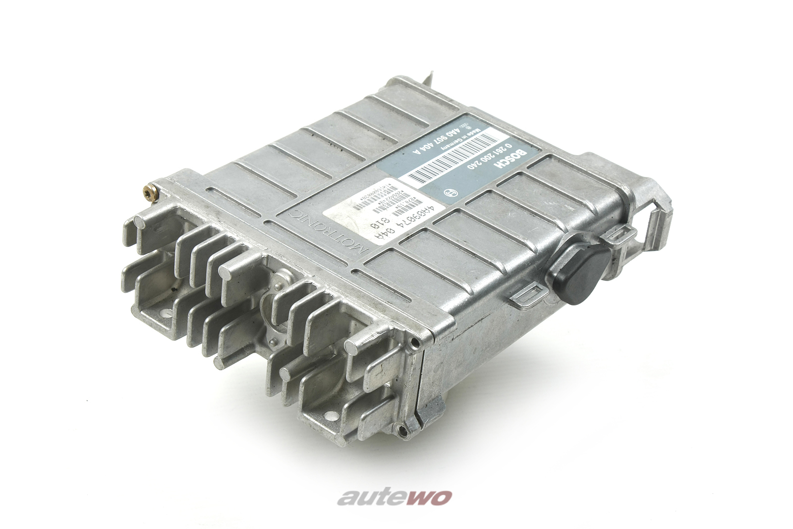 4A0997404 X 4A0907404A 0261200240 Audi 100 C4 2.0l Motorsteuergerät