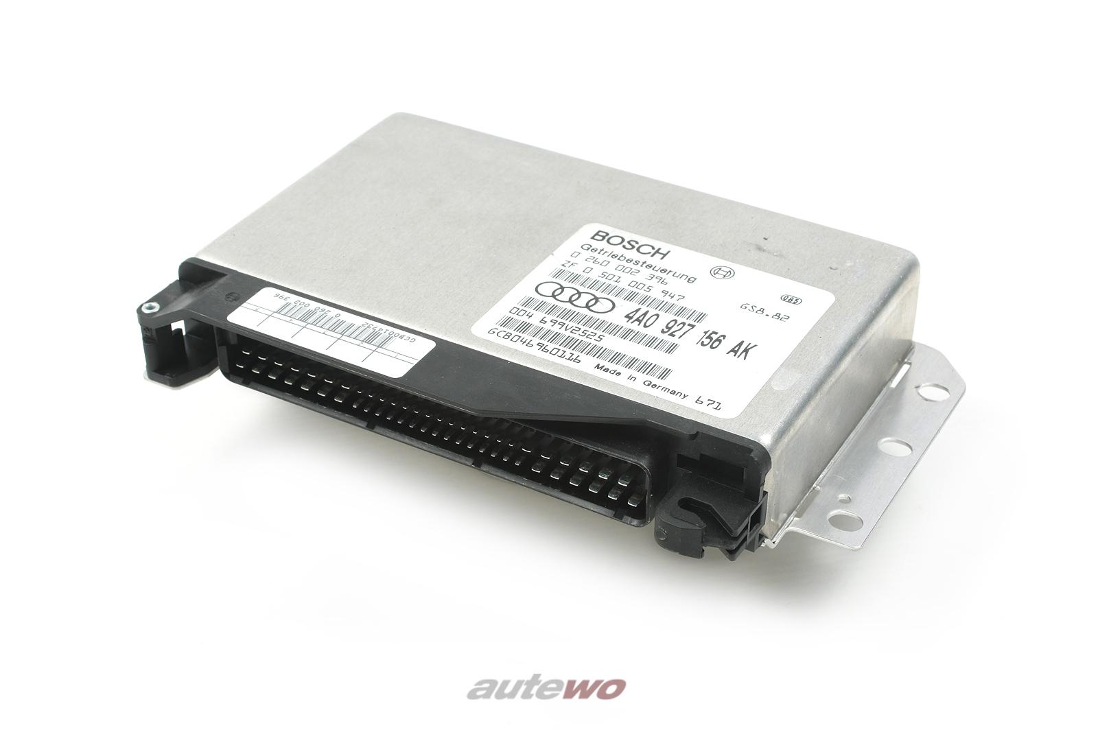 4A0927156AK 0260002396 Audi A6 C4 2.8l Getriebesteuergerät