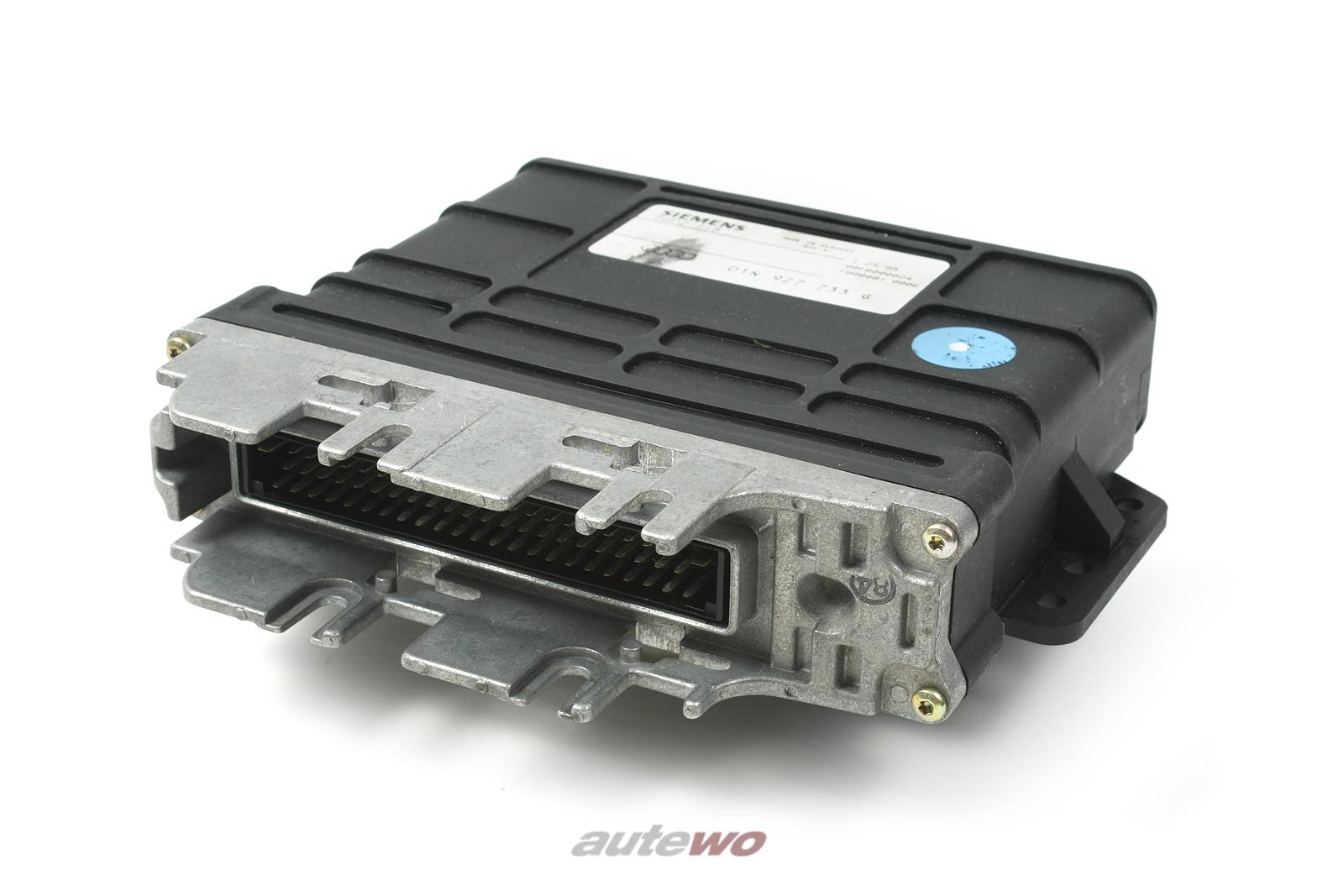 01N927733AP 01N927733G Audi 80 B4/Coupe/Cabrio 89 2.6l Getriebesteuergerät