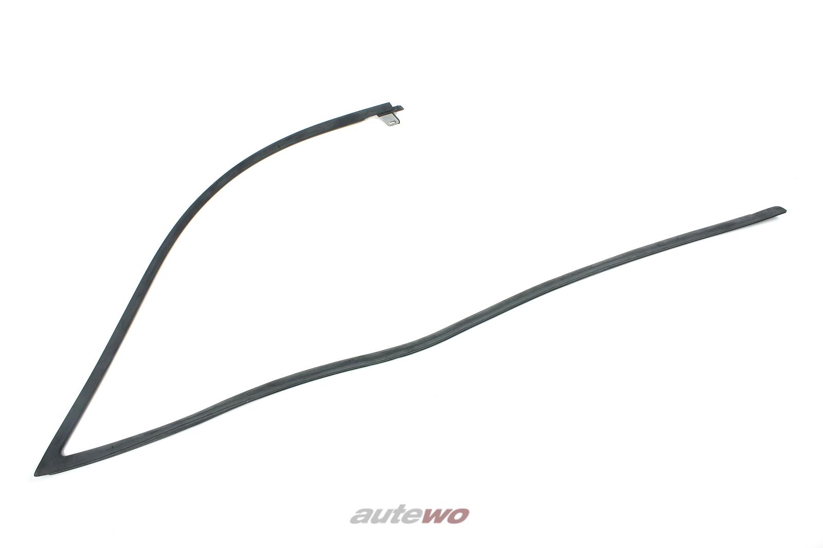 8A9845321B NEU Audi 80 B4/S2/RS2 Avant Dichtung Seitenscheibe Hinten Links