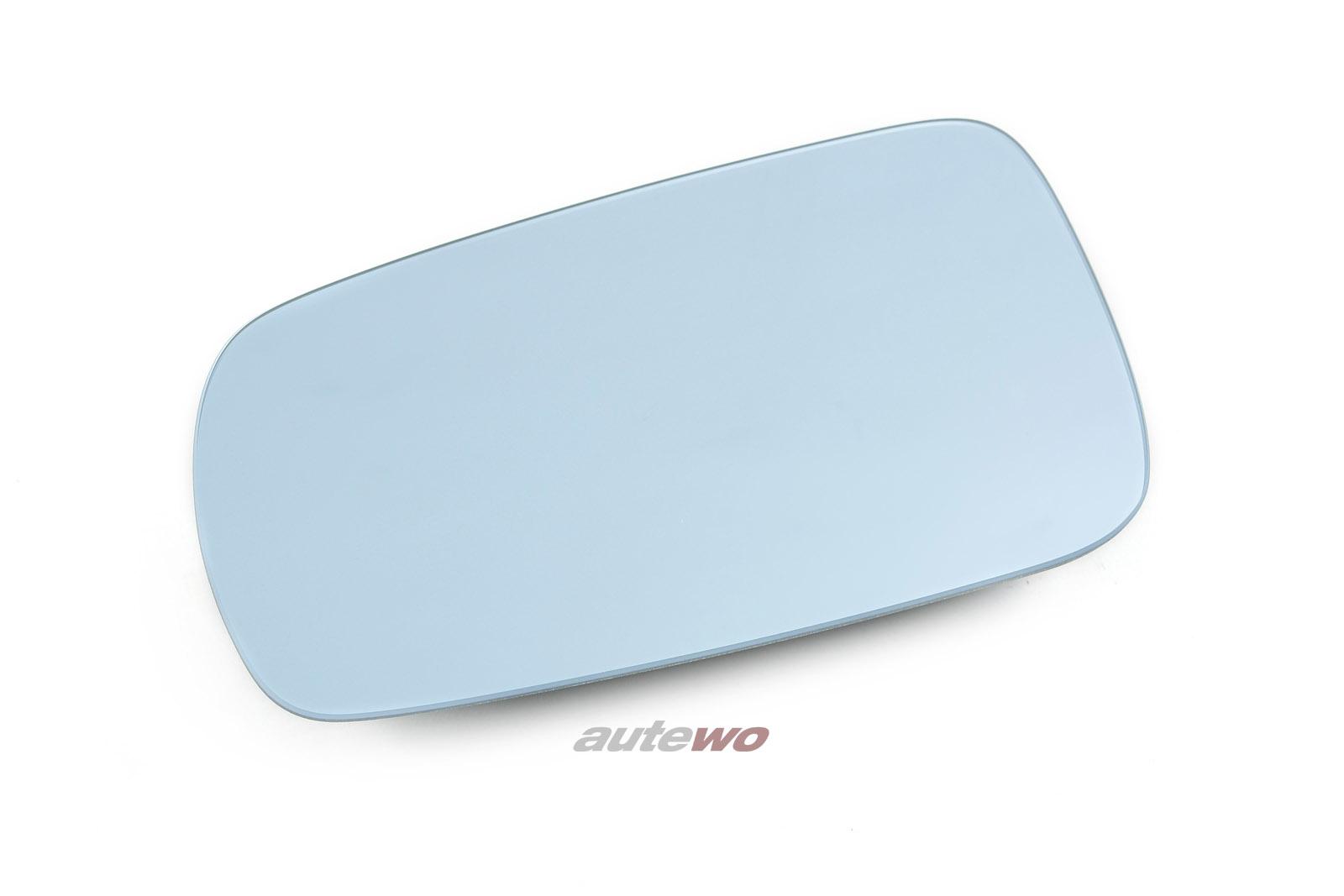4A1857535AD NEU Audi A3 8L/A4 B5/A6 C4/4B/A8 D2 Spiegelglas plan Links