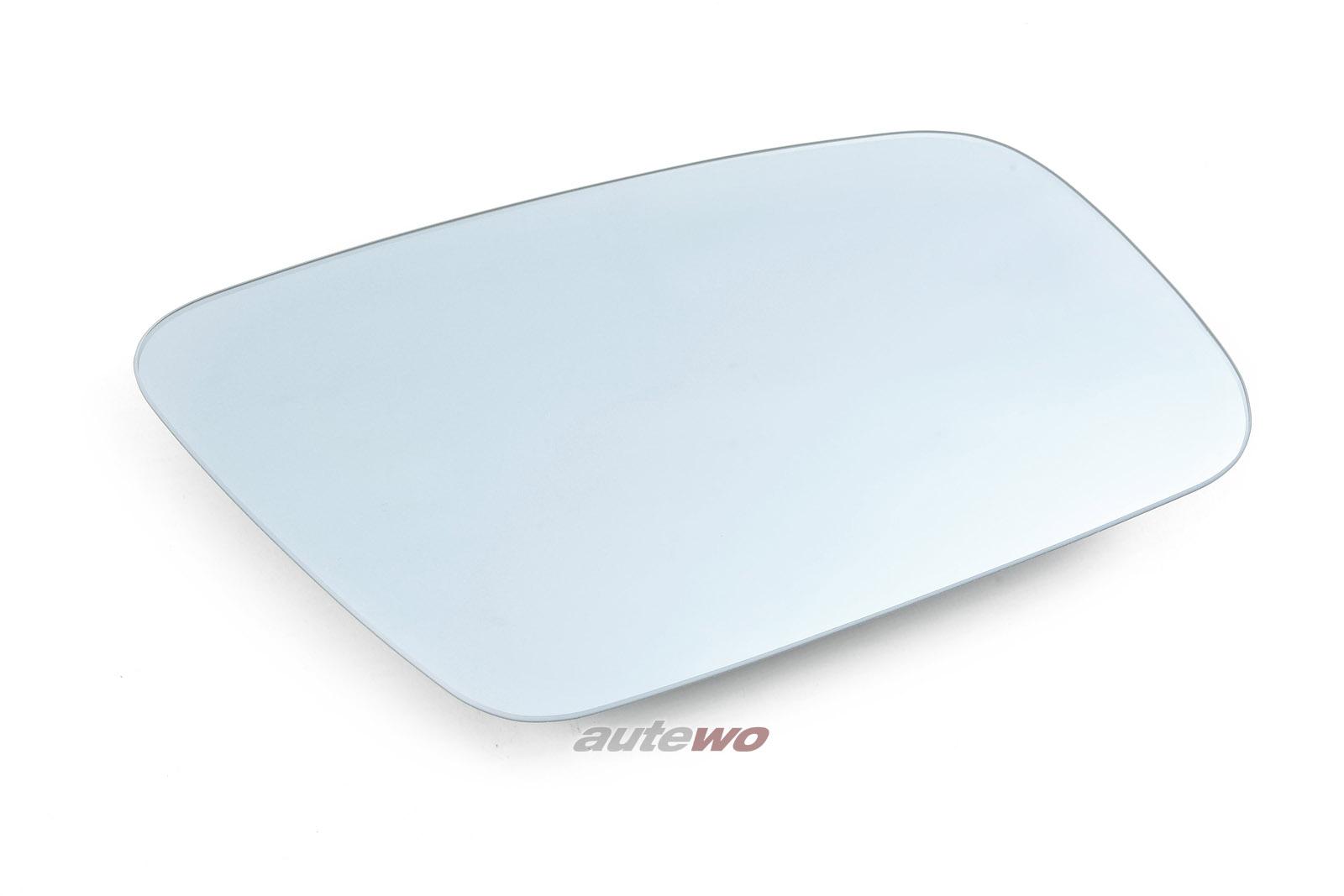 8D0857536D NEU Audi A3 8L/A4 B5/A6 C4/4B/A8 D2 Spiegelglas groß Rechts
