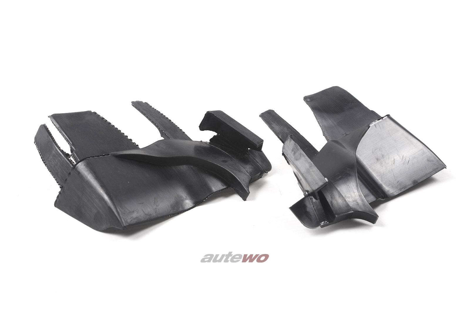 895867693 NEU Audi Coupe 89//S2 Dichtungsstück Türverkleidung Hinten Links
