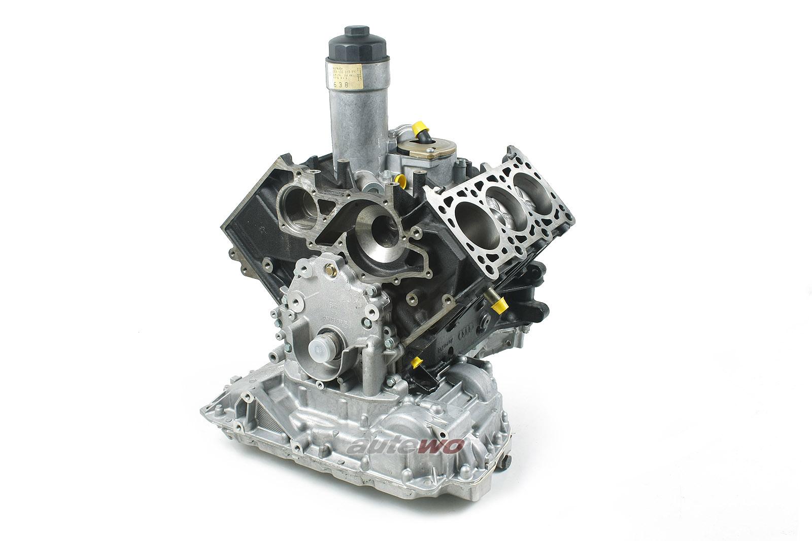 059100103PX NEU Audi/VW A4 B5/A6 4B/A8 D2 2.5l TDI AFB/AKN Motorblock komplett