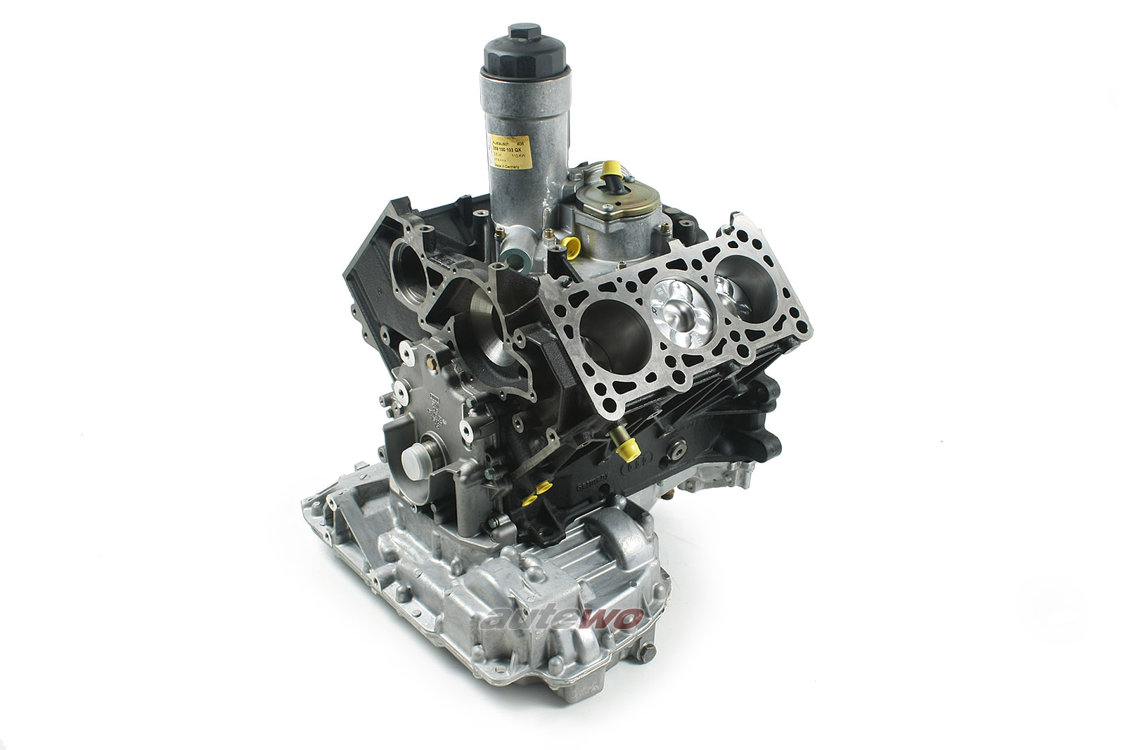 059100103QX NEU Audi/VW A4 B5/A6 4B/A8 D2 2.5l TDI AFB/AKN Motorblock komplett