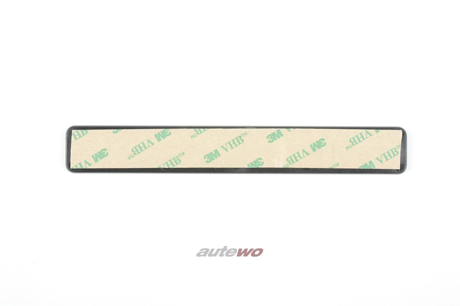 857853681A NEU Audi 80/90/Coupe 81/85/Urquattro Quattro Emblem Armaturenbrett