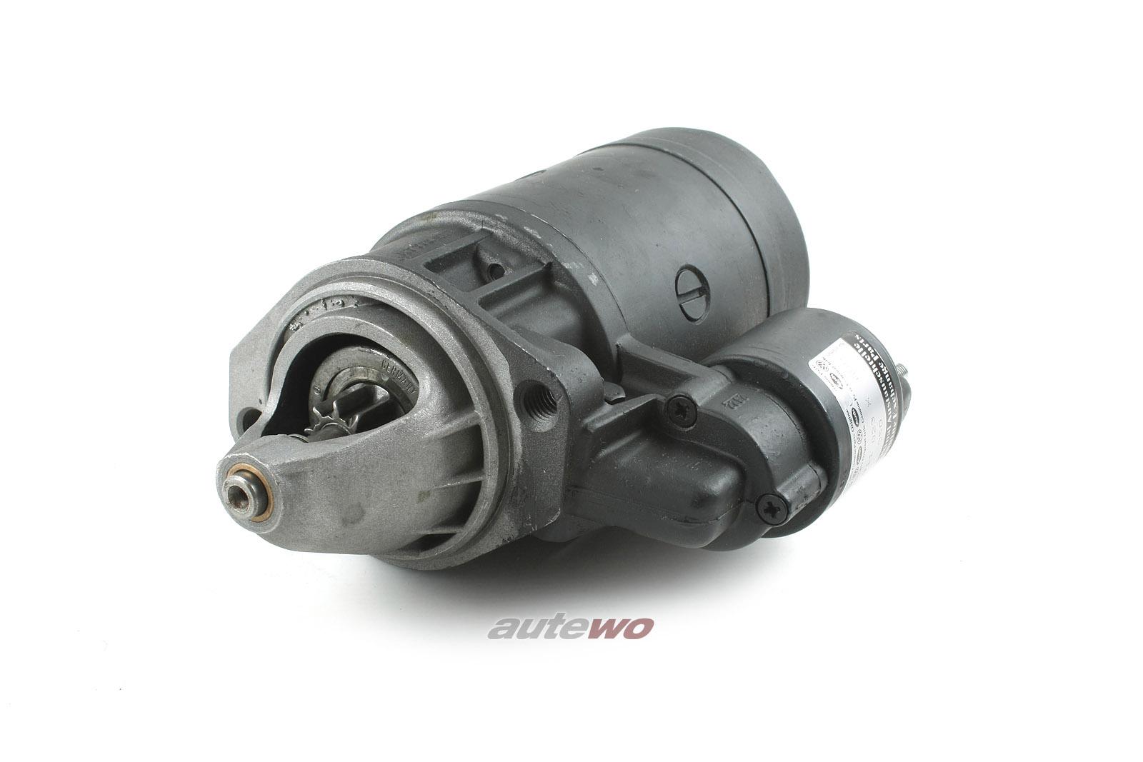 035911023 X NEU Audi 100/200 Typ 43/Urquattro Anlasser/Starter Bosch 001311136