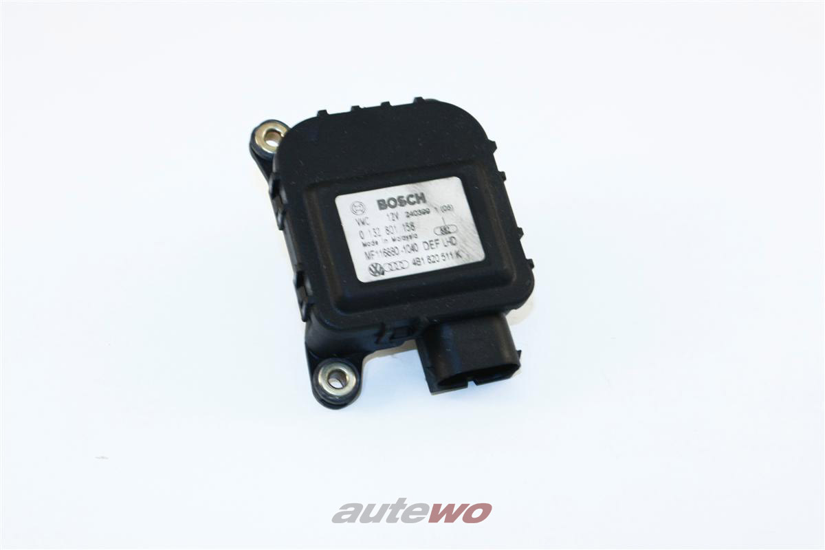 Audi A6 4B Stellmotor Klimaanlage 4B1820511K