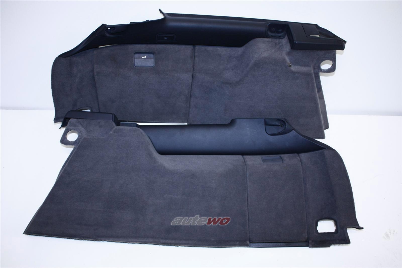 Audi A6 4B Avant Verkleidung Kofferraum  Links & Rechts Soul Swing 4B9863879A & 4B9863880A