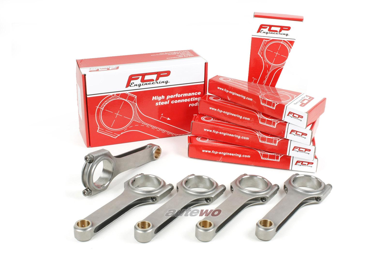 Audi S2/RS2/S4/S6 C4/Urquattro/200 20V Turbo 2.5l H-Schaft-Pleuel 159mm + ARP