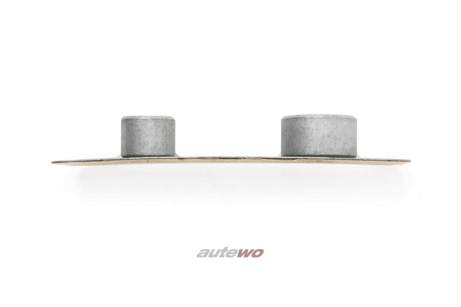 8A0615231D NEU Audi RS2 P1 Porsche Dämpfungsscheibe Bremse Vorne