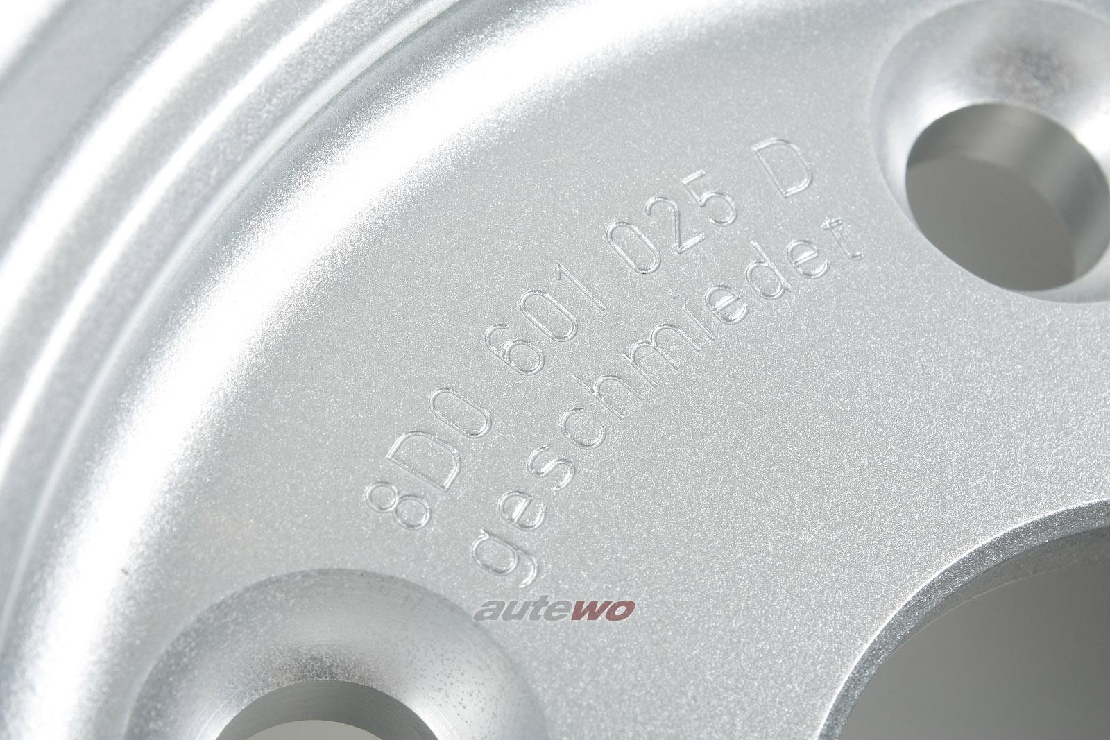 8D0601025D NEU Audi/VW A4 B5/A6 C4/Passat Alufelge 6Jx15 ET45 5x112