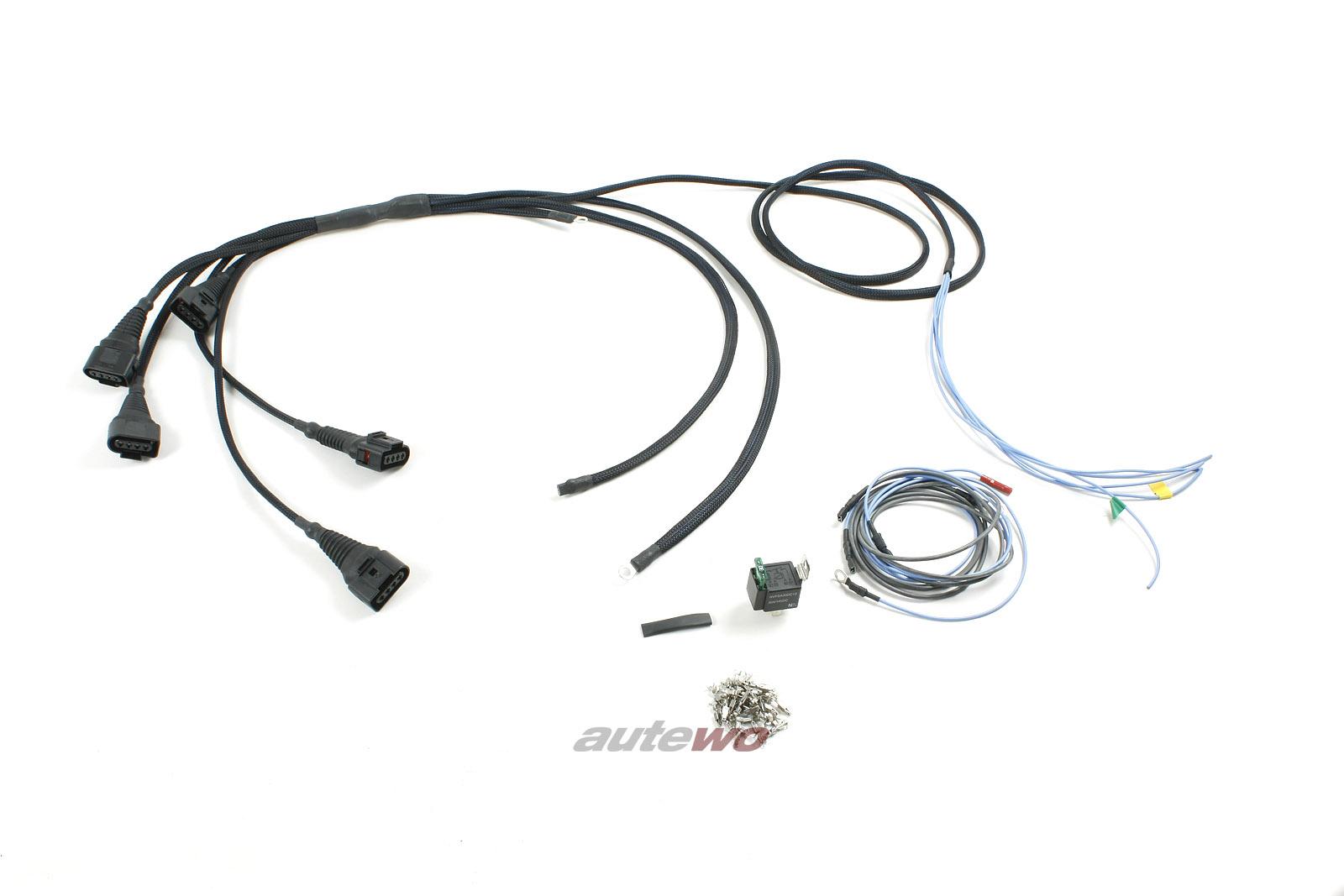 NEU Audi 200 20V Turbo/S2 Coupe 89/Urquattro RR/3B Kabelsatz Stabzündspulen