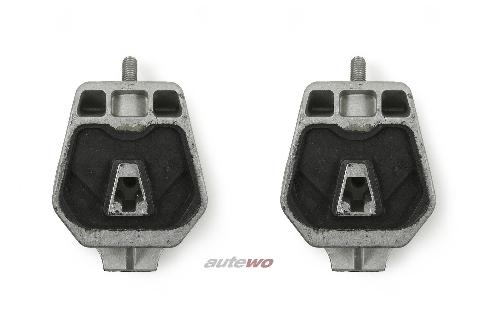 034 Audi 100/S4/A6/S6/S6+ C4 Limousine/Avant 2x verstärkte Getriebelager