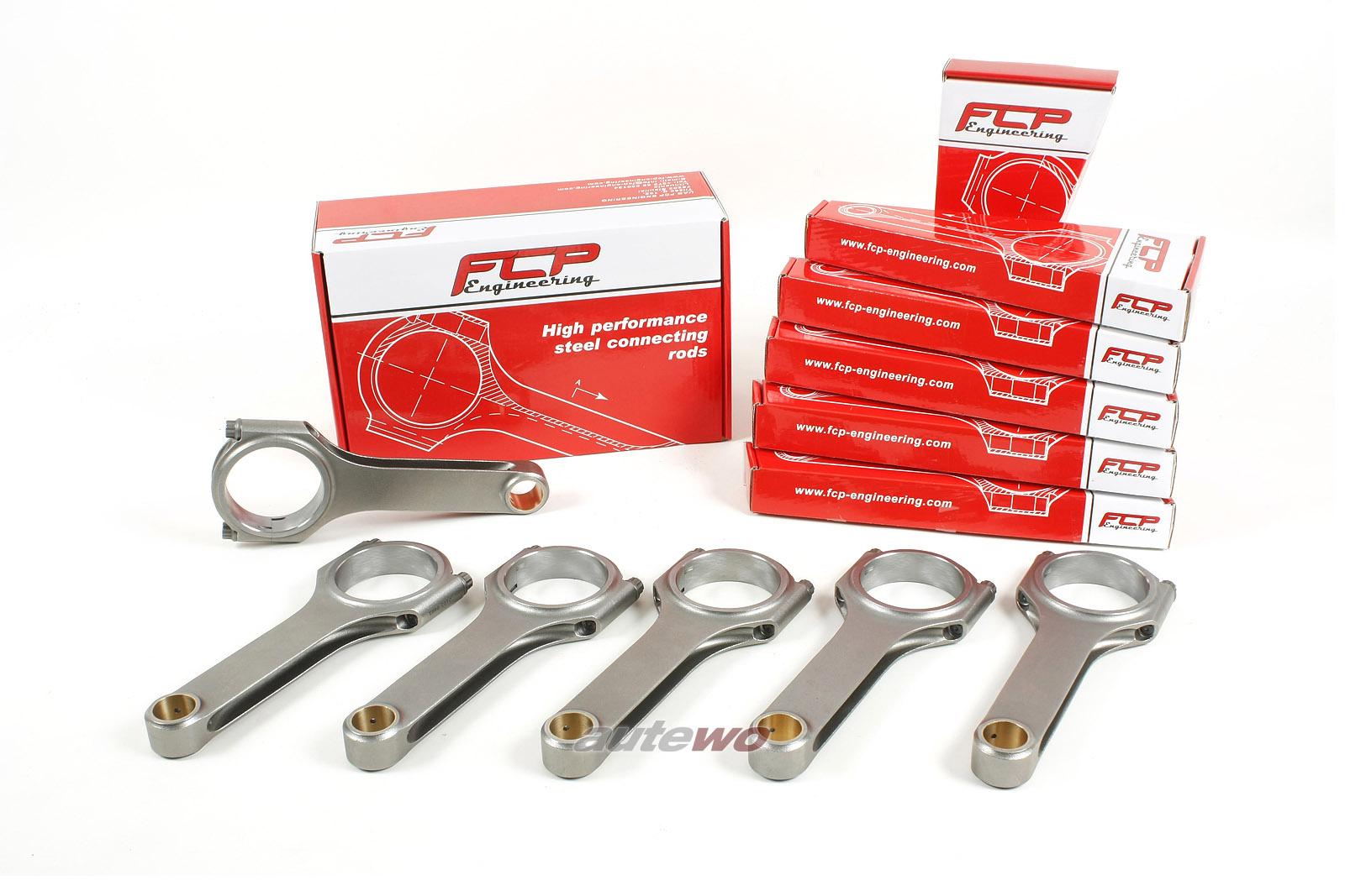 Audi S4 B5/A6 4B 6 Zylinder 2.7l Biturbo FCP H-Schaft-Pleuel 154mm